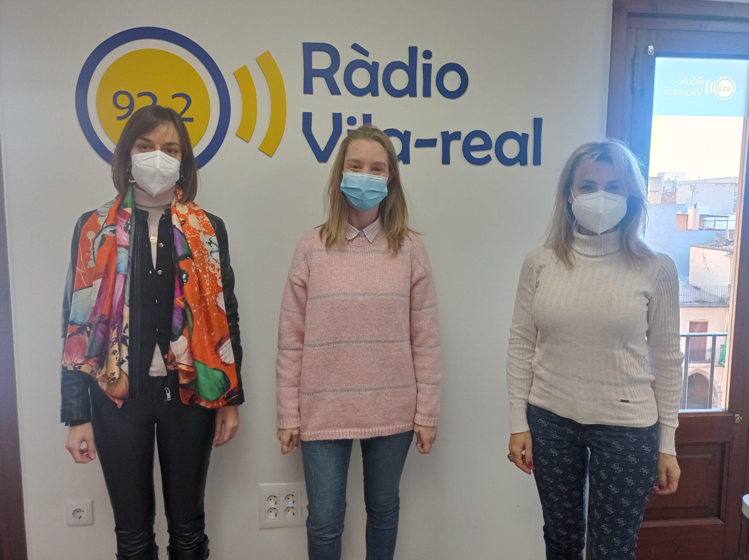 Entrevista a las concejalas de Compromís per Vila-real, María Fajardo y Balma Llansola