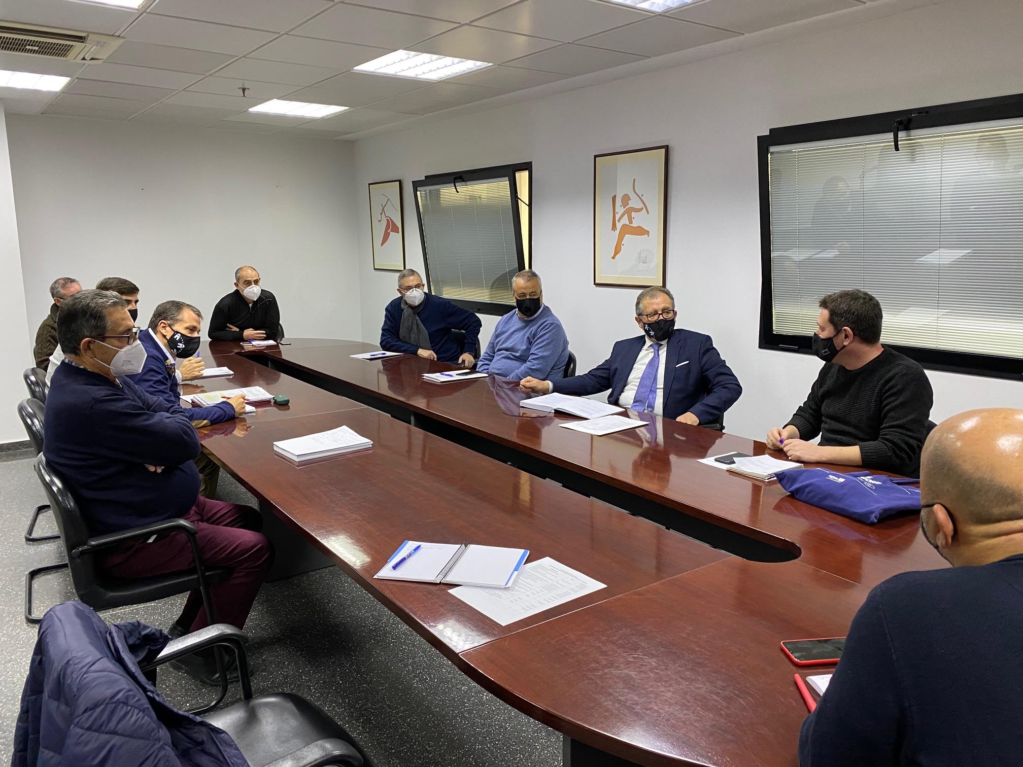 Martí apuesta por priorizar los programas de ayudas a los municipios de Castellón para su reactivación económica y la captación de fondos europeos