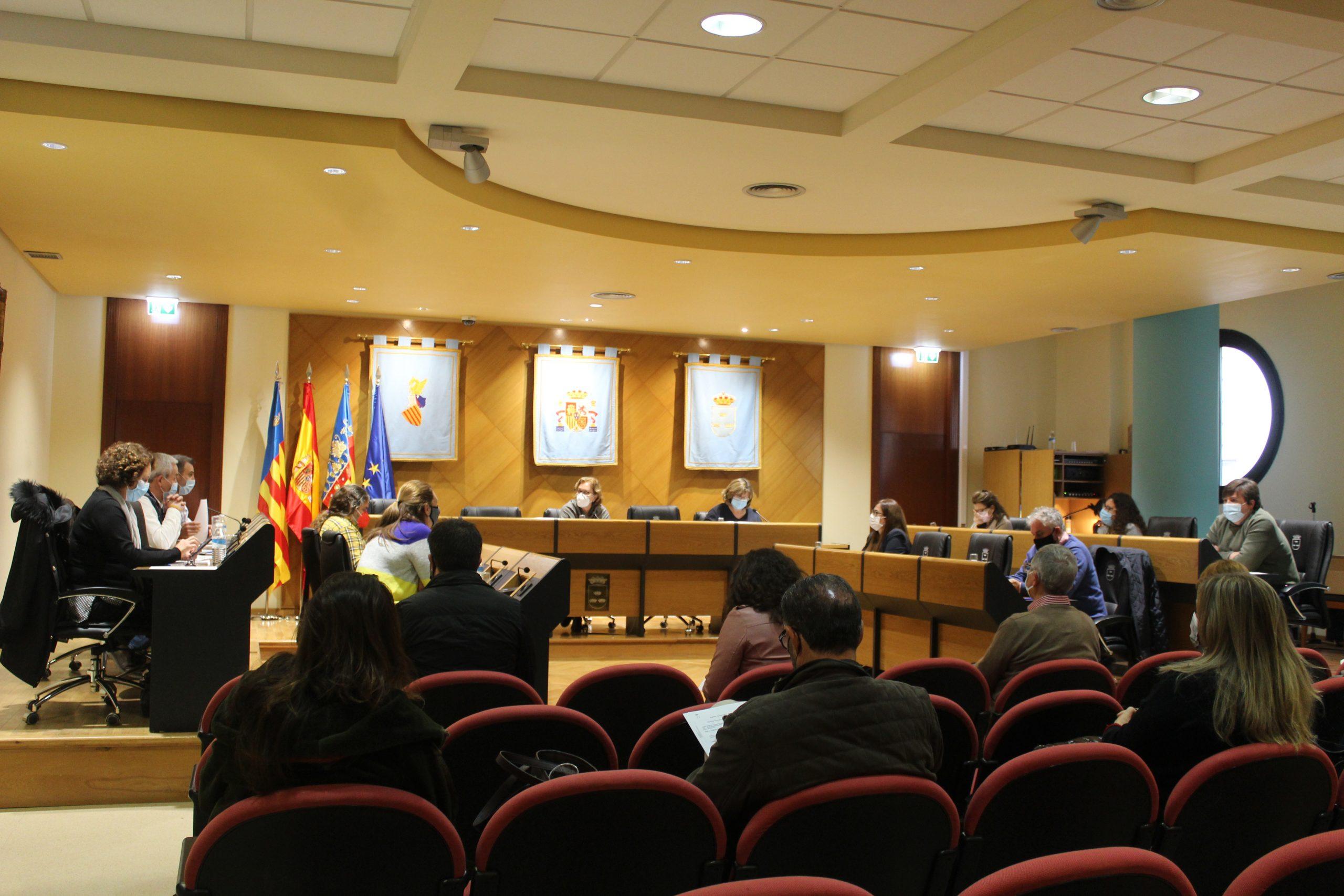 El Equipo de Gobierno de Burriana presenta una moción en defensa de la recuperación del sector de la cultura