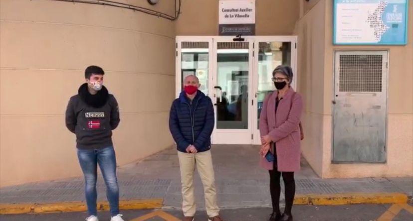 Entrevista al portavoz del PSPV de La Vilavella, Sebastià Roglà