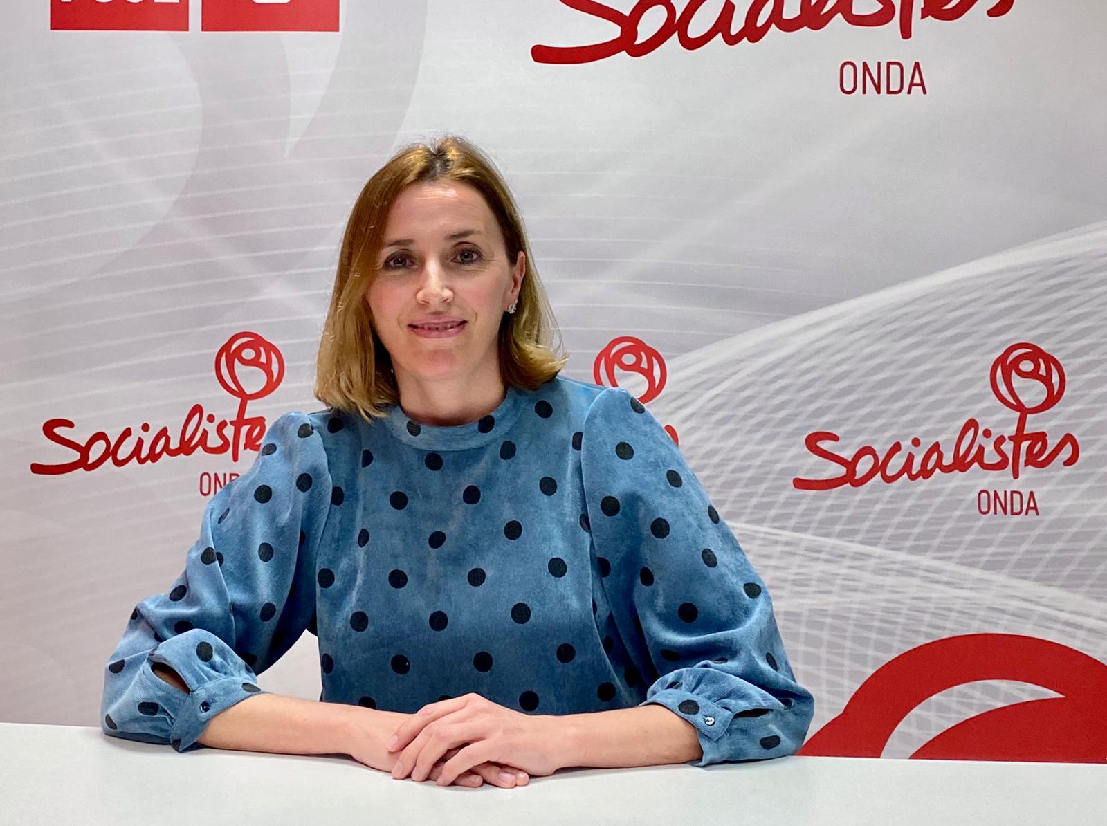 """Piquer (PSPV-PSOE) lamenta que el Pacto por Onda esté """"falto de iniciativas"""" y haya derivado en un nuevo """"postureo"""" de la alcaldesa del PP"""