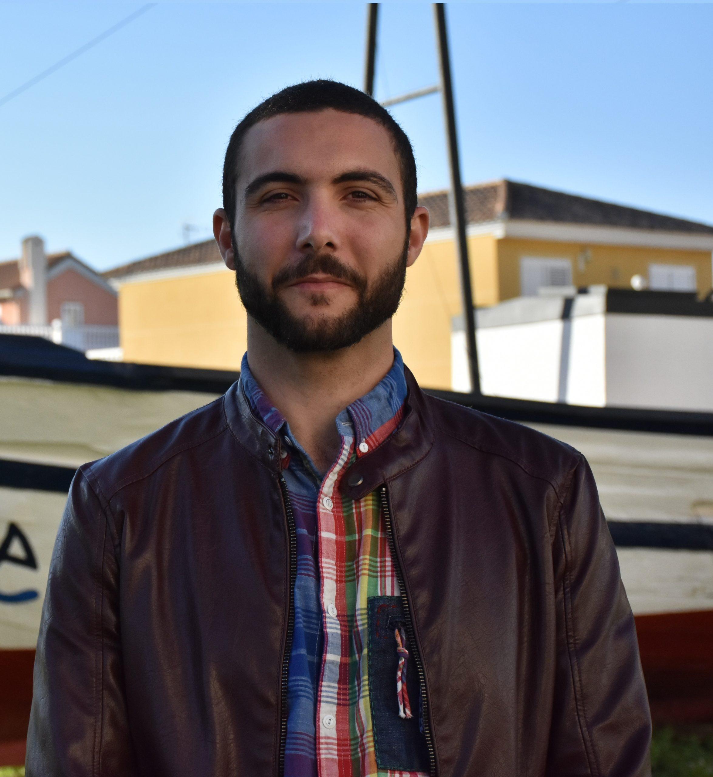 Entrevista al concejal de Podem de Moncofa, Rafa Segarra