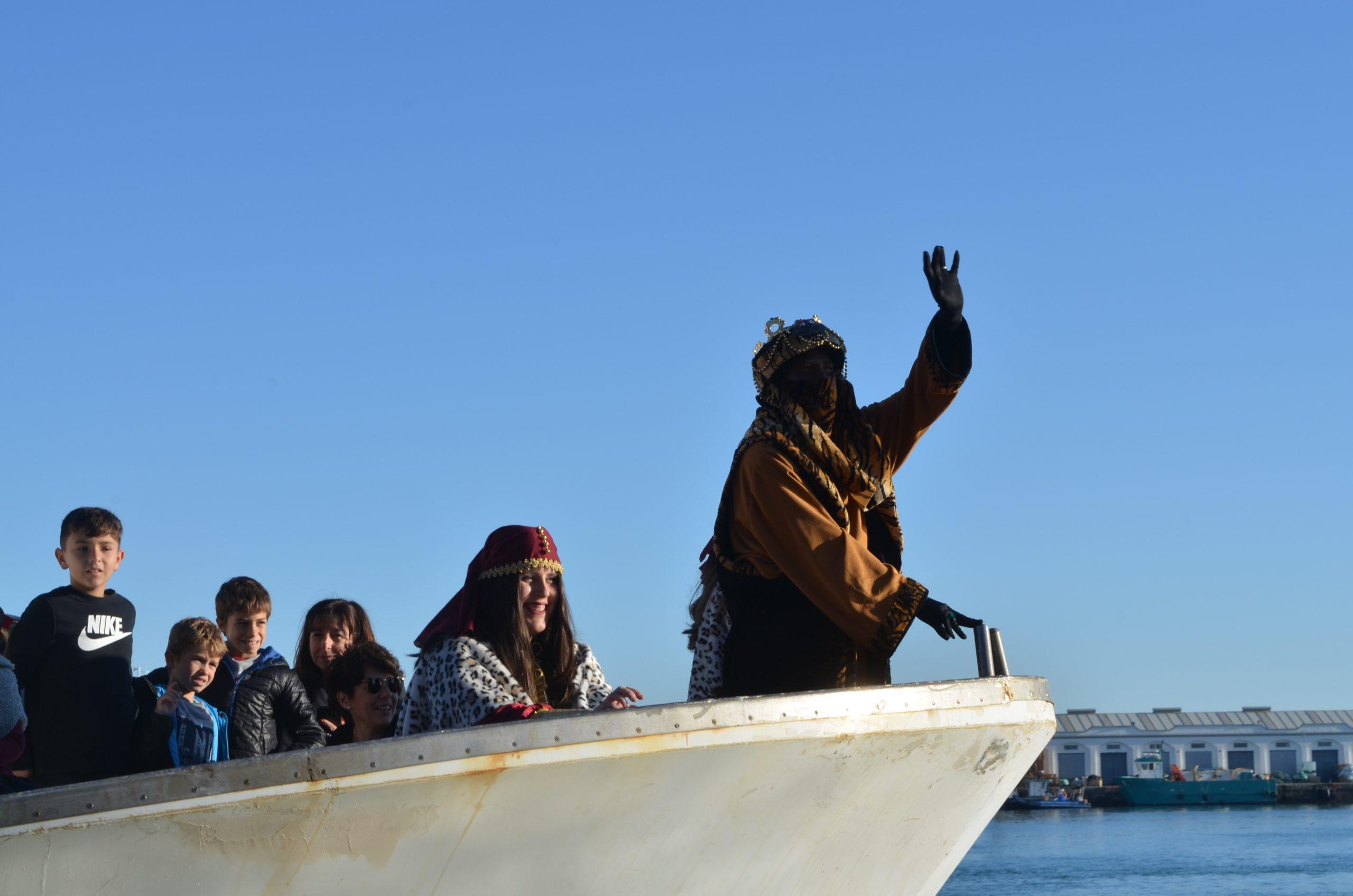 Los Reyes Magos confirman que llegarán a Burriana el día 5 por la tarde y dan a conocer el recorrido que harán por todas las calles de la ciudad