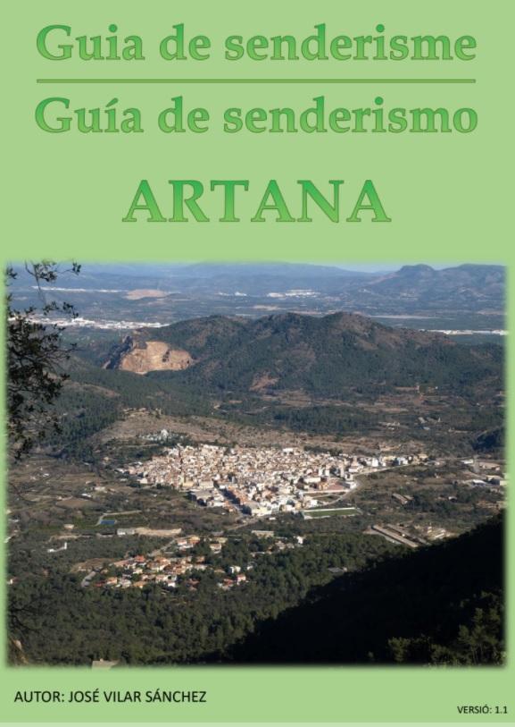 Descubre todas las rutas de senderismo de Artana con José Vilar