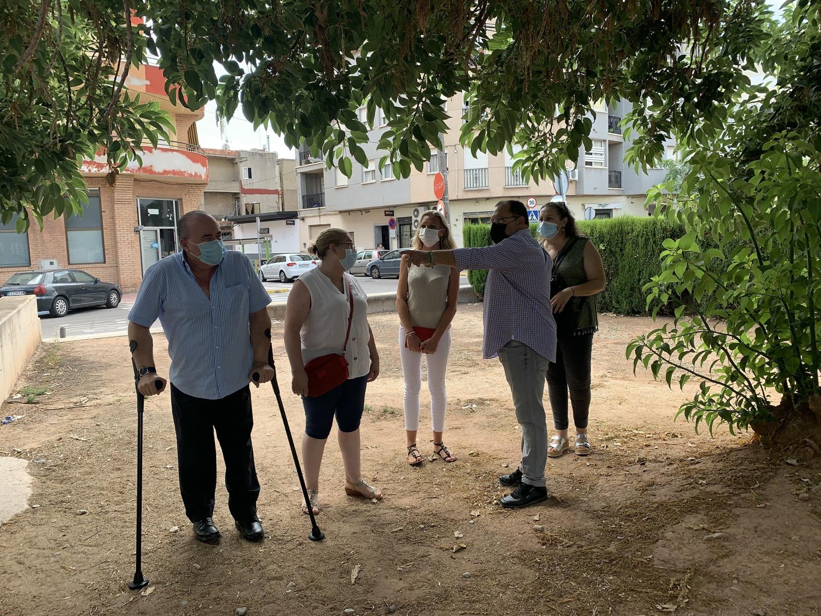 Esteve (PSPV-PSOE) aclara que el consultorio auxiliar de Moncofa sigue abierto