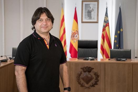 Entrevista al concejal de Unidas Podemos de Vila-real, José Ramón Ventura Chalmeta