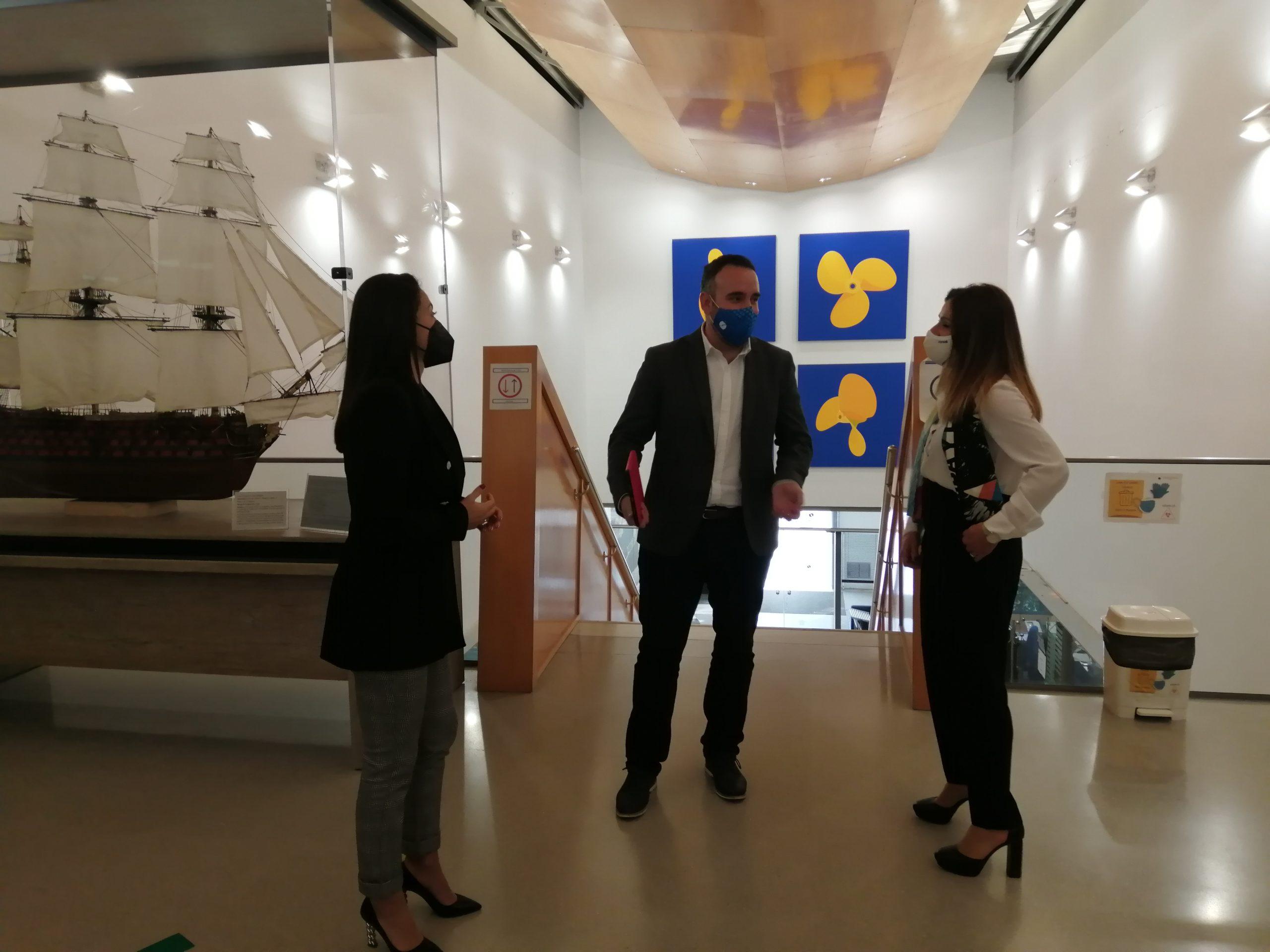 Entrevista al presidente de PortCastelló, Rafa Simó