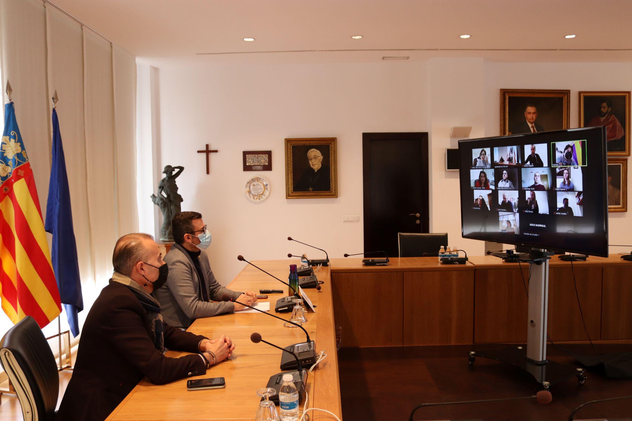 El Consejo Rector de Fiestas de Vila-real acuerda la suspensión de los festejos de San Pascual ante la situación de la pandemia