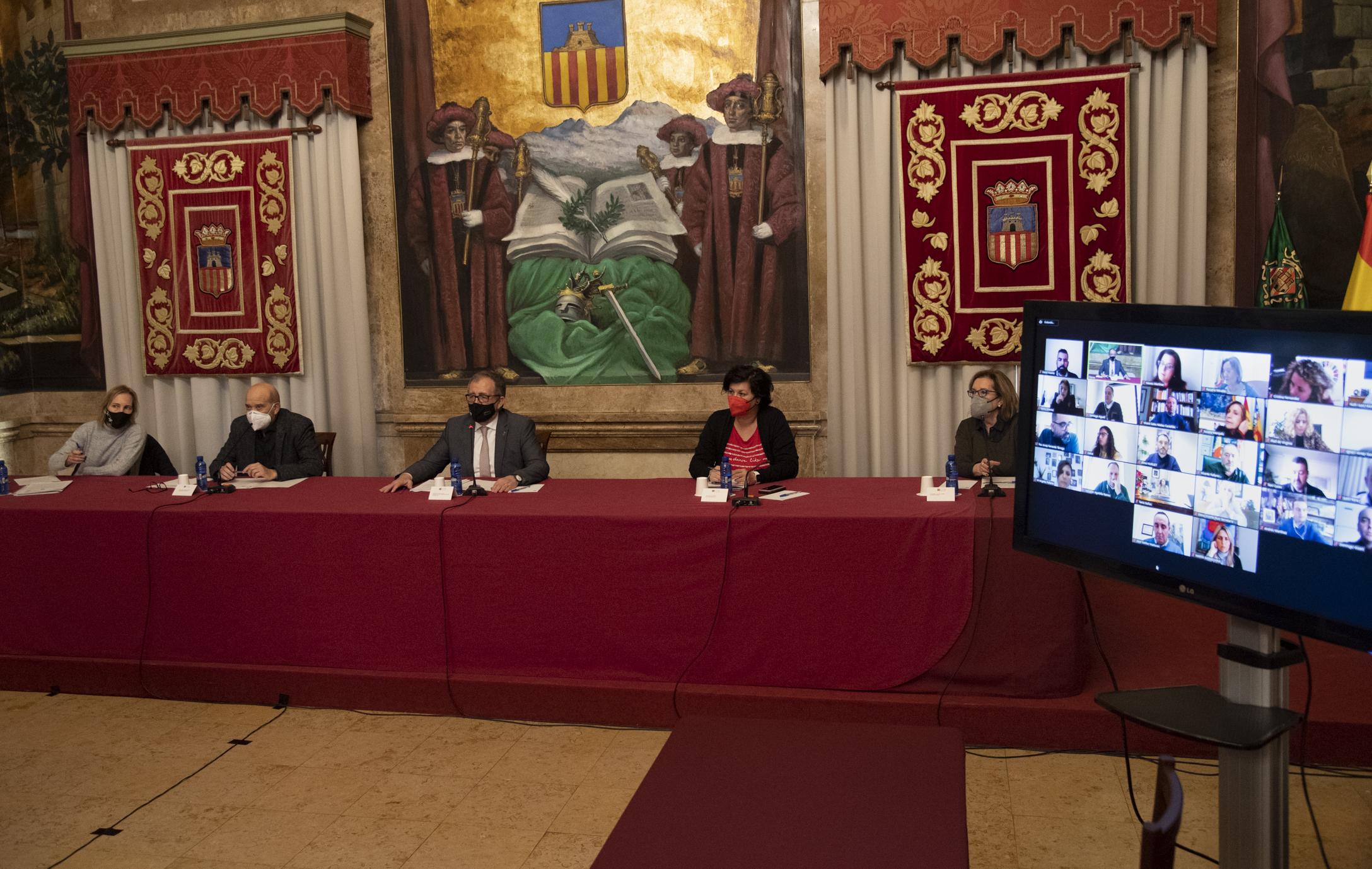 La Diputación de Castellón aprobará en el pleno su adhesión al 'Plan Resistir' para transferir de inmediato a los ayuntamientos