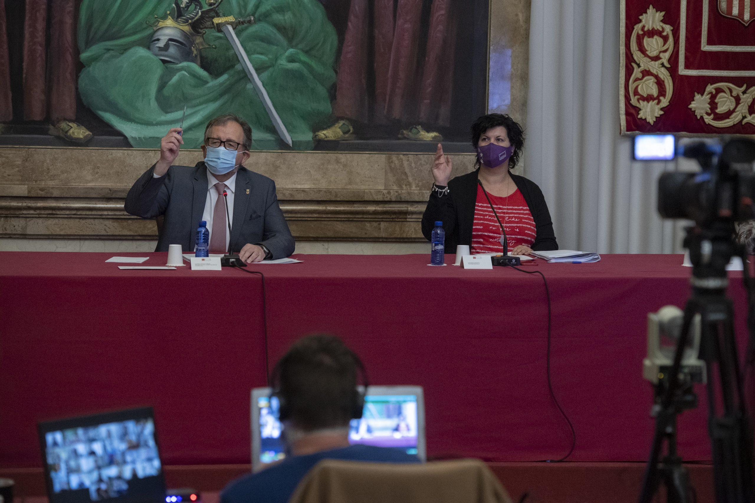 La Diputación de Castellón activa más de 25,2 millones de euros en ayudas para acelerar la reactivación económica y social de la provincia