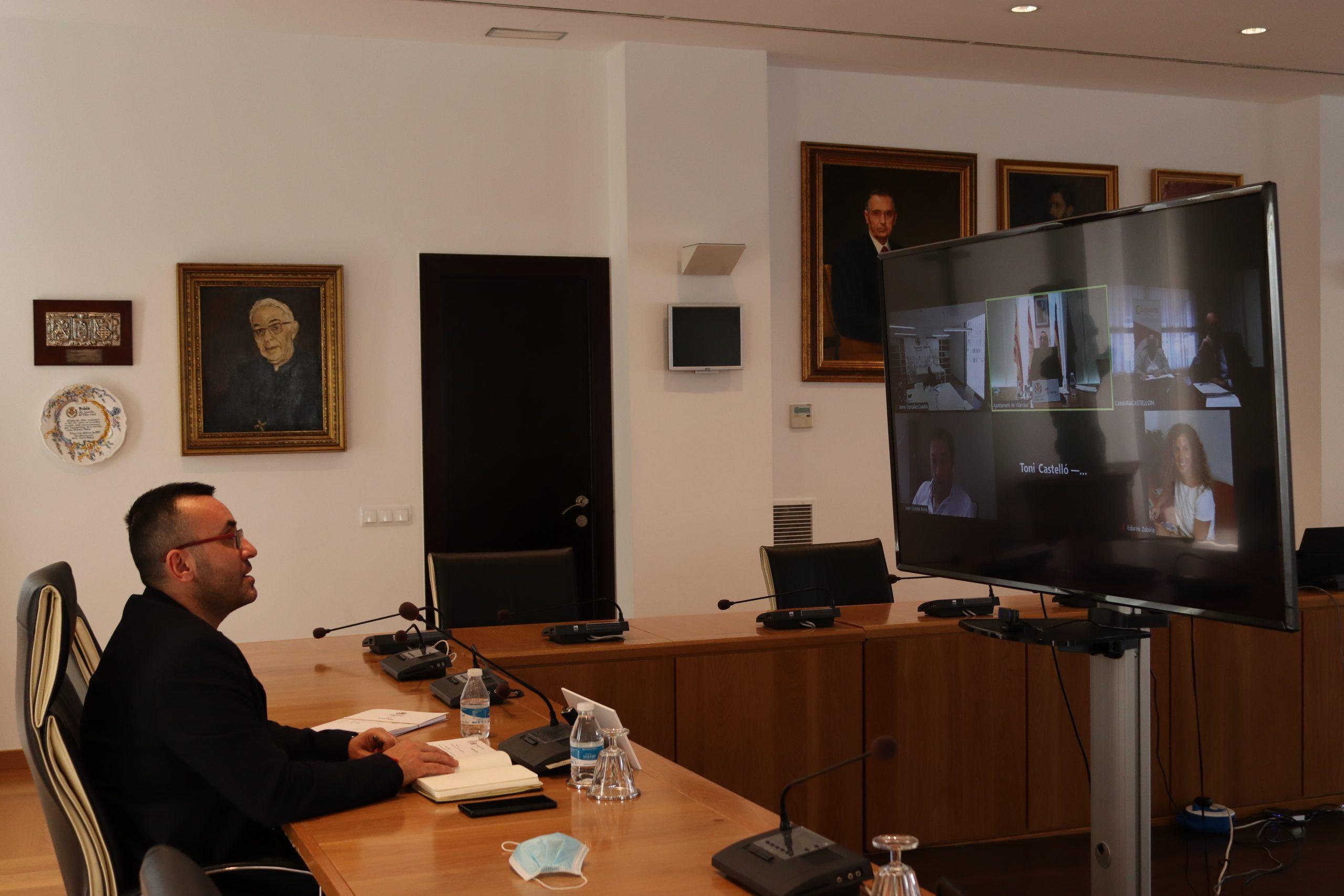 Vila-real prepara la renovación, por tercera vez, de la marca como Ciudad de la Ciencia y la Innovación con la participación de los agentes locales de la innovación