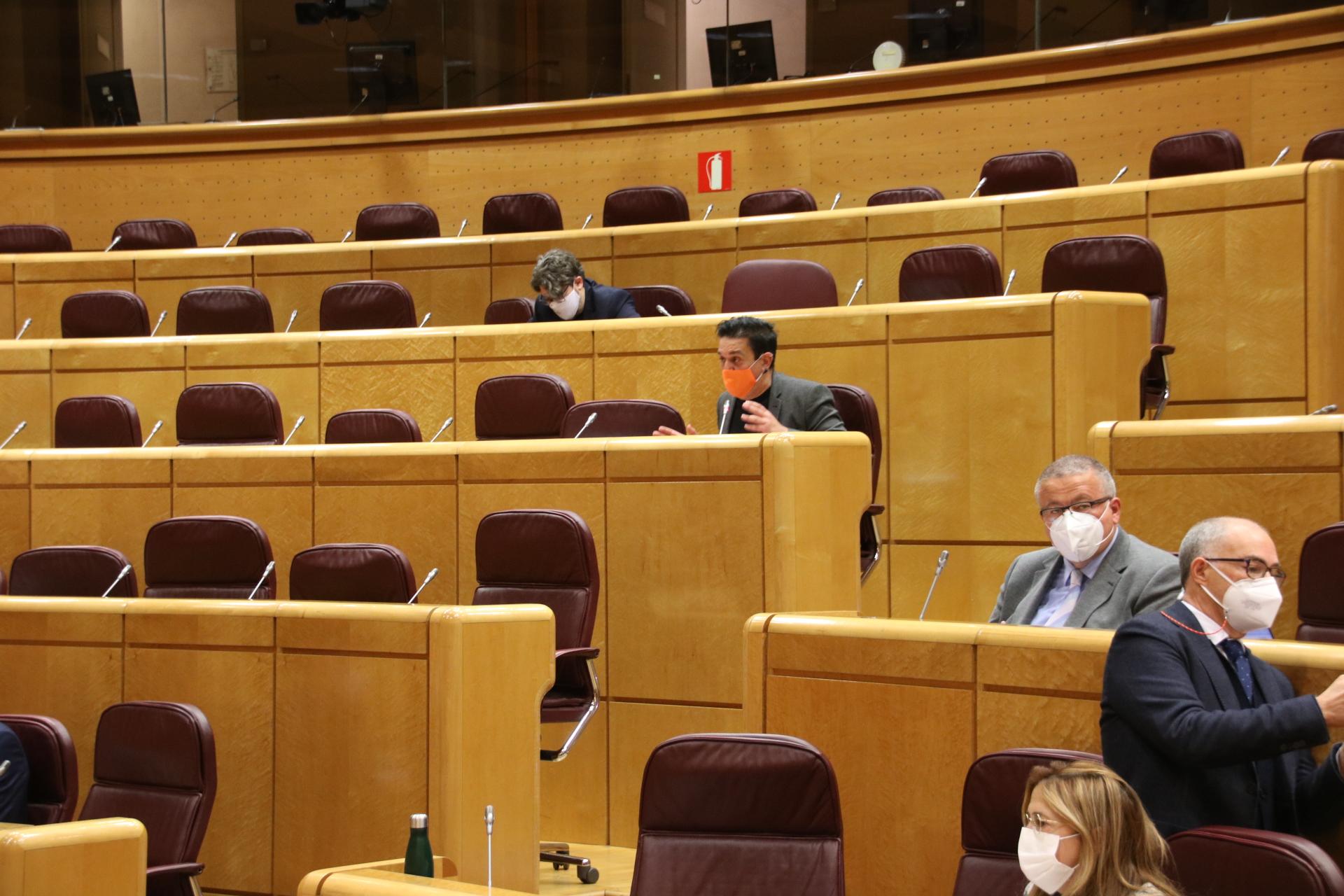 El Senado apoya la moción de Compromís para modificar el Código Penal y excluir los delitos por blasfemias y otros fundamentalistas