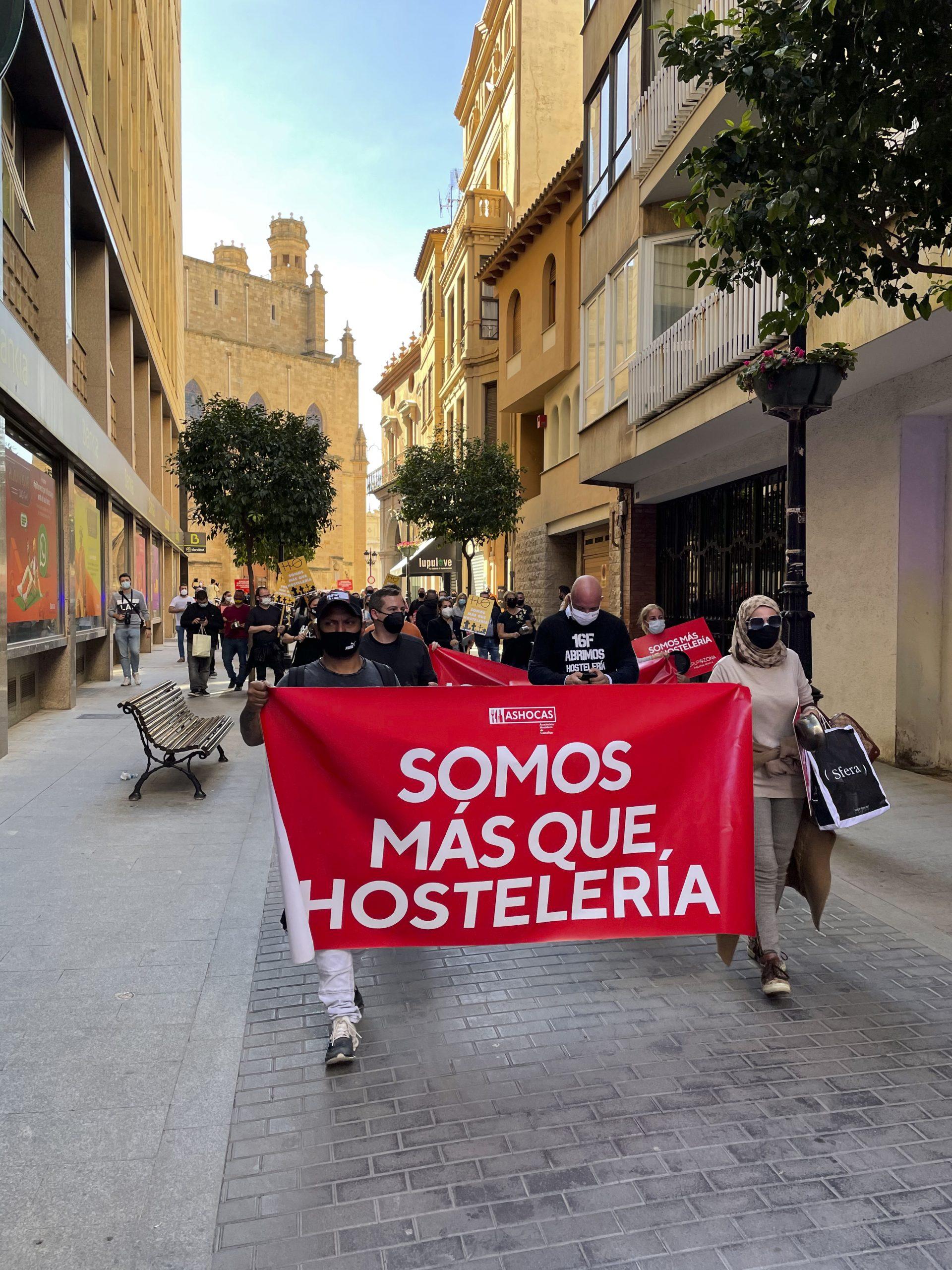 Entrevista el responsable de comunicación de ASHOCAS, Juan Carlos Vidal