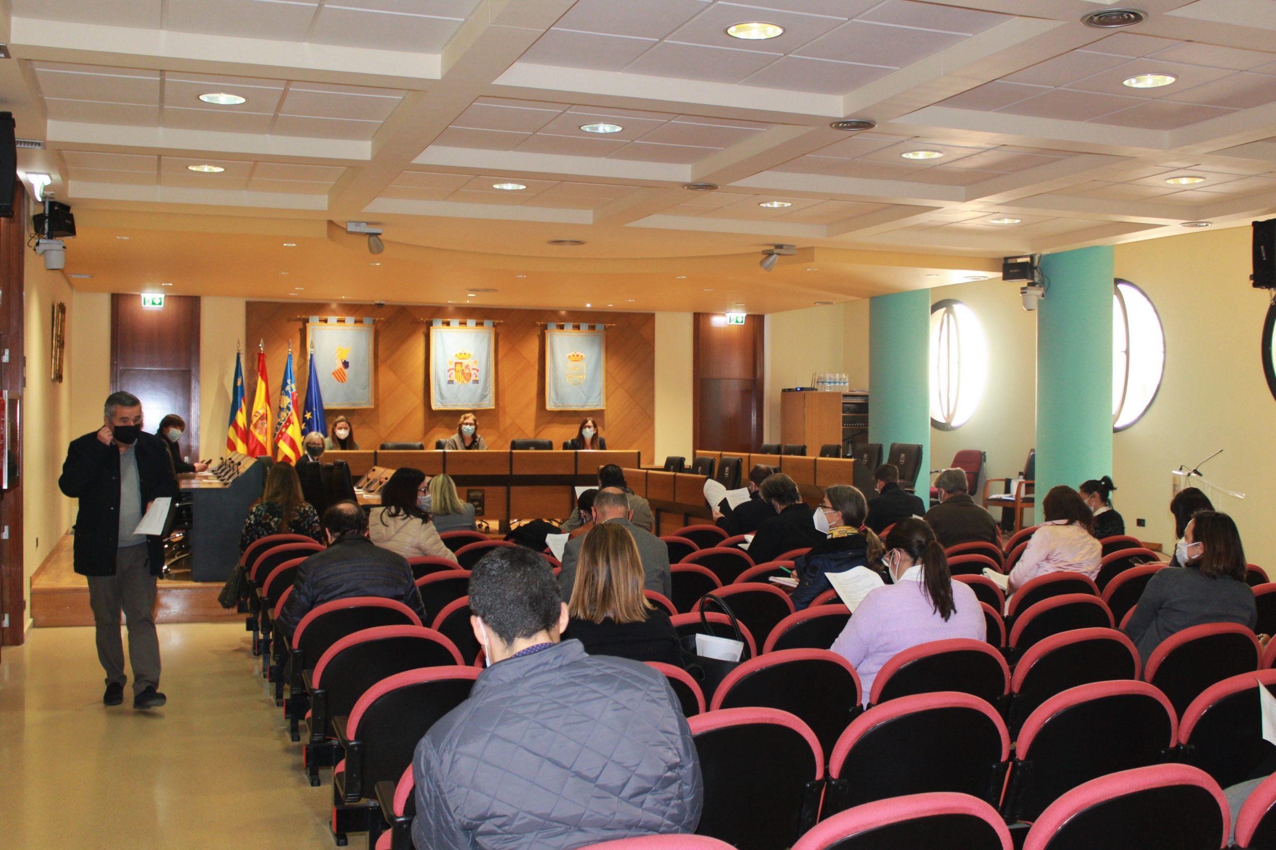 Autónomos y microempresas de Burriana podrán  solicitar la próxima semana las ayudas Paréntesis del Plan Resistir