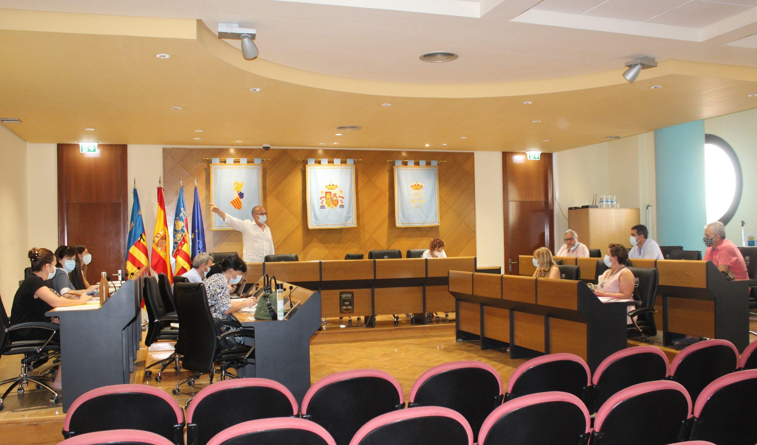 Burriana mantendrá los tres días no lectivos de la localidad en fallas para los escolares