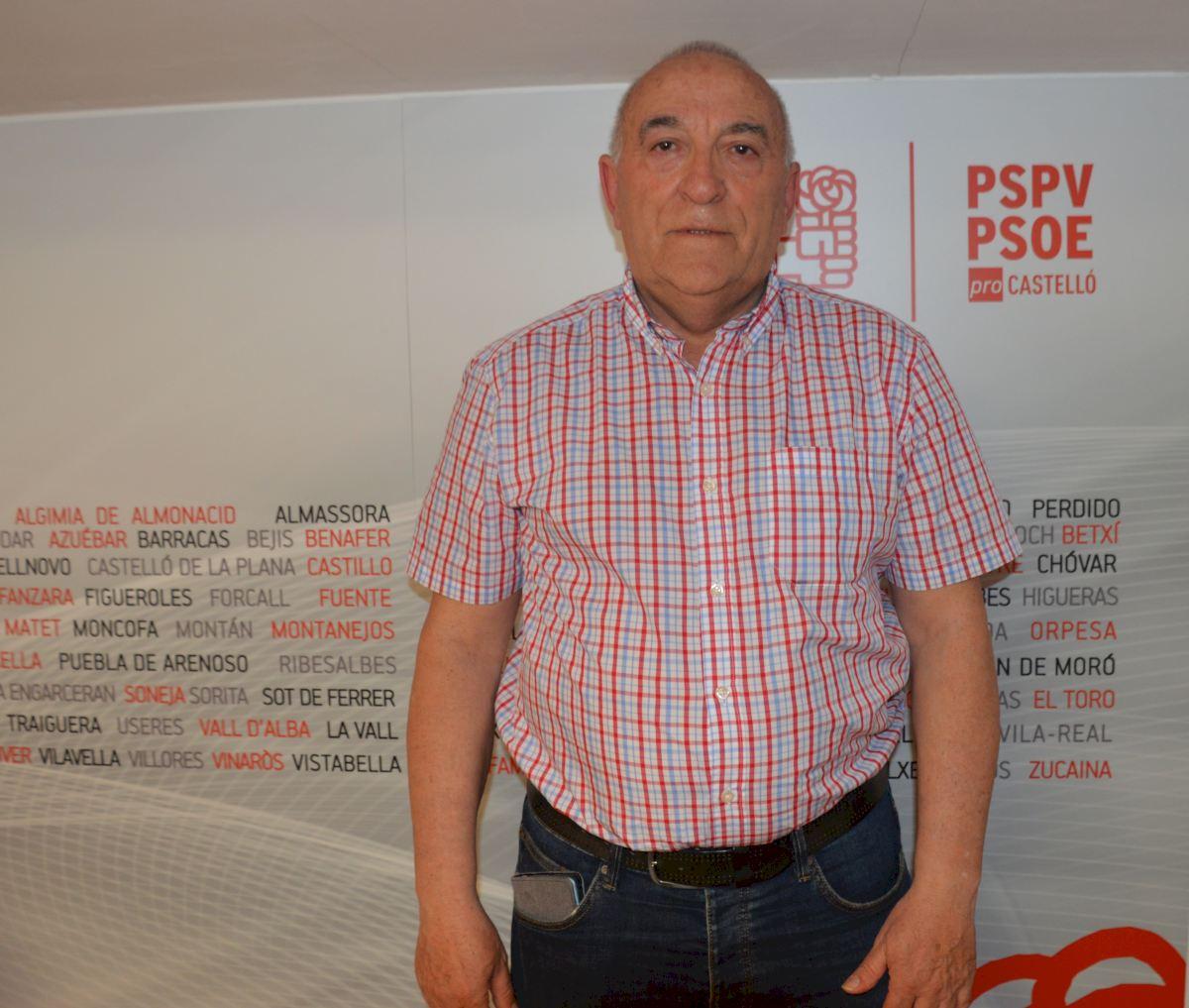 Entrevista al portavoz del PSPV de Betxí, Josep Lluís Doñate