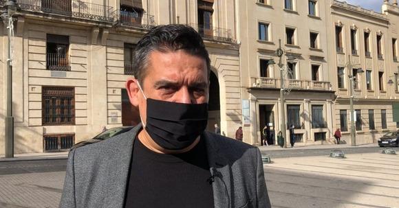 Mulet formaliza la petición al Gobierno de indulto del rapero Pablo Hásel