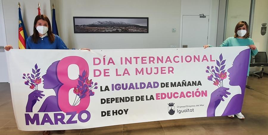 Entrevista a la concejala de Igualdad de Oropesa del Mar, Micaela Bermúdez