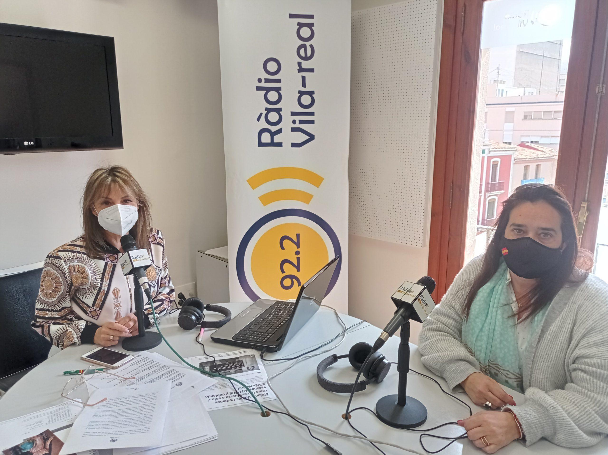 Entrevista a la concejala de VOX de Vila-real, Irene Herrero