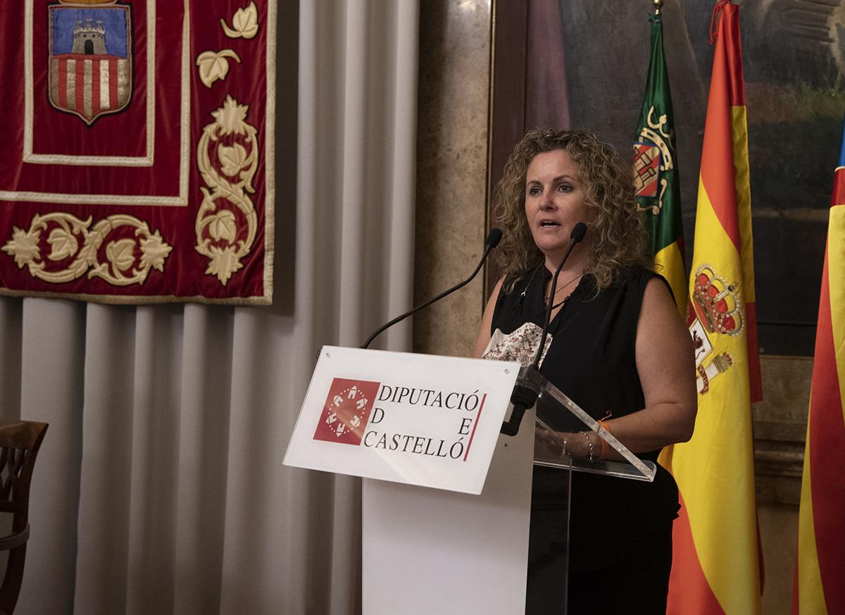 Entrevista a la coordinadora provincial de Cs en Castellón, Cristina Fernández
