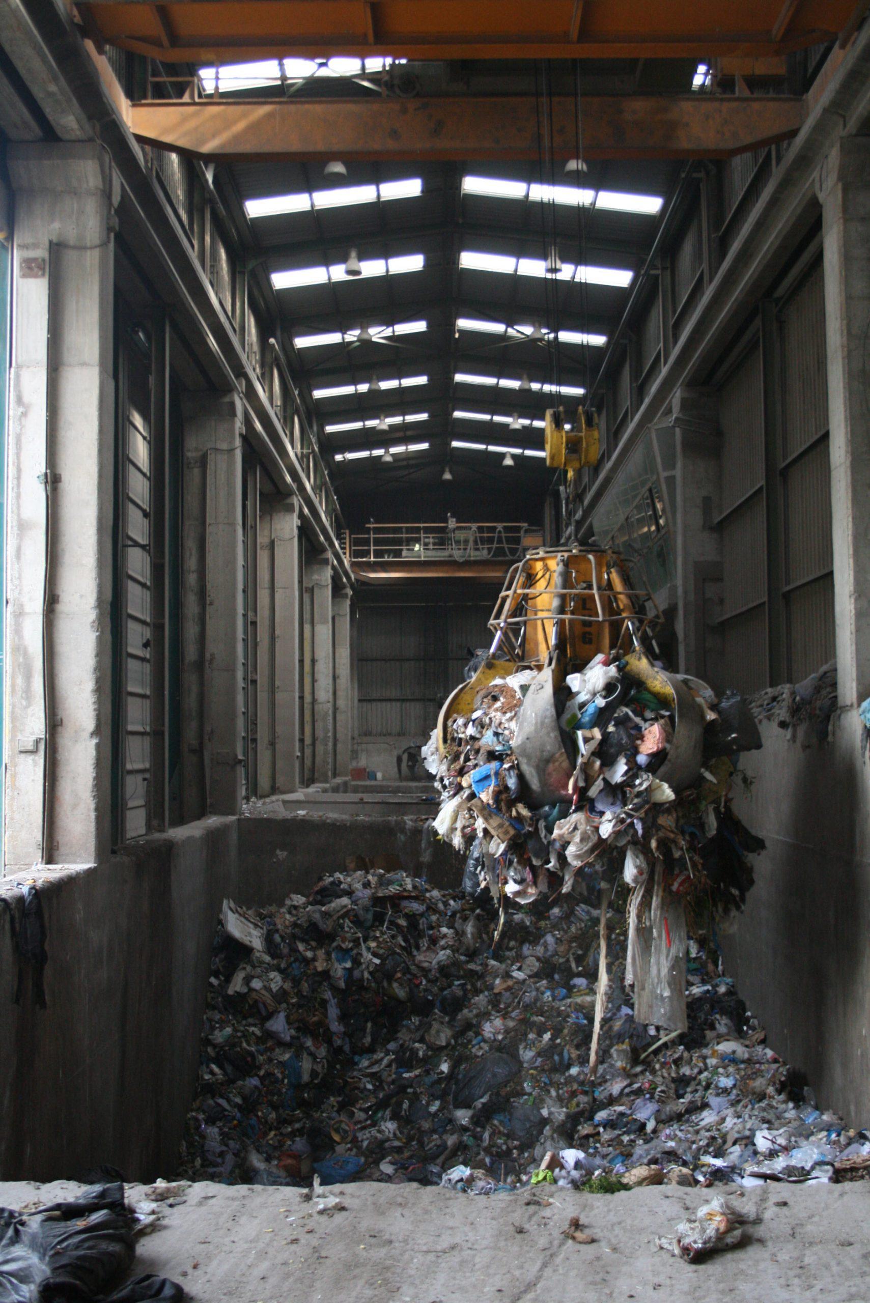 Reciplasa trata un 3% menos de residuos durante el 2020