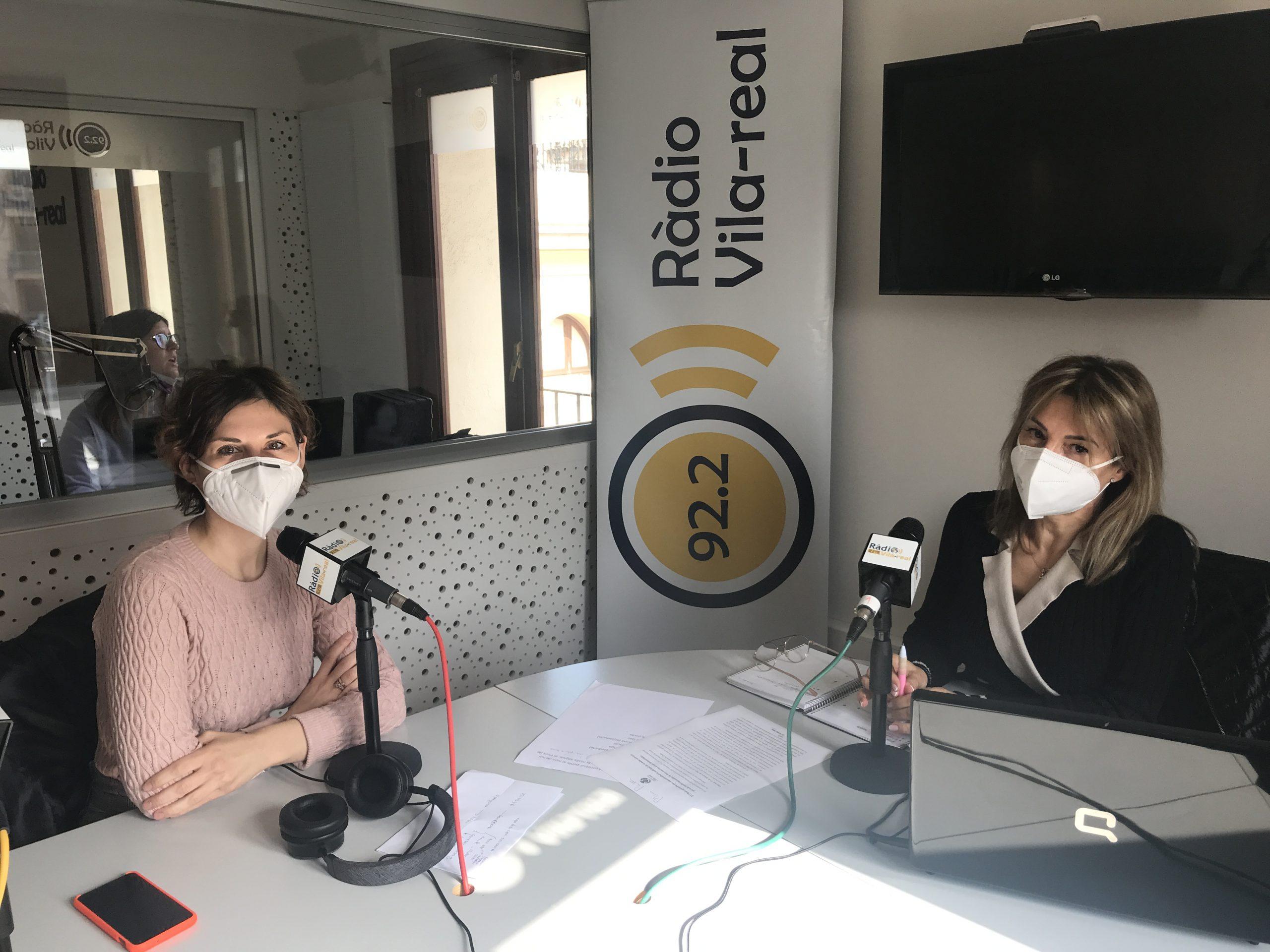 Entrevista a la directora de Internacionalización de la Generalitat Valenciana, Mari Parra