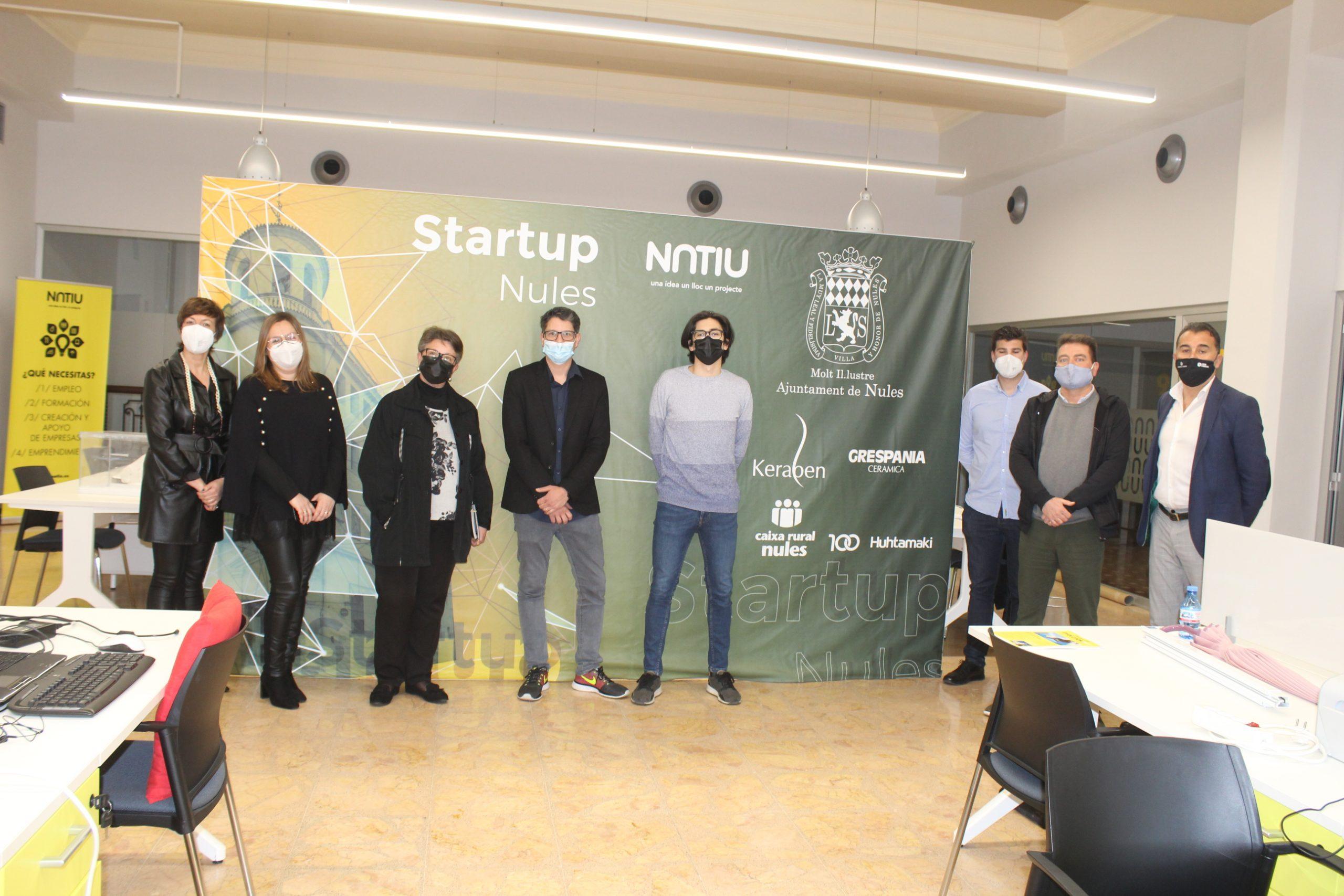 Nules organiza una jornada para dar a conocer los avances de los proyectos del «IV Hervidero de Empresas»