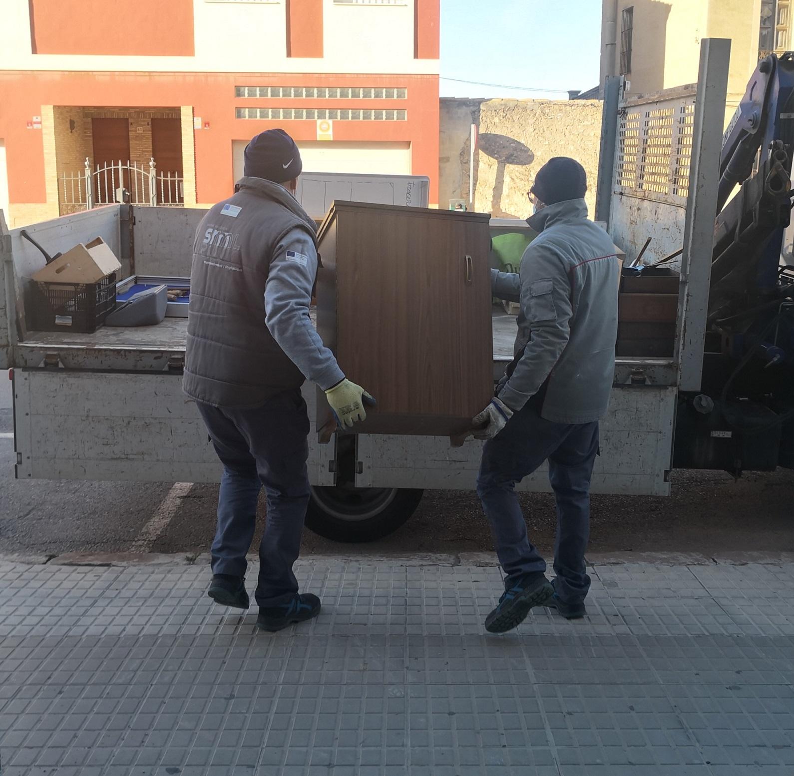 Sanidad acepta el centro social San Felipe para la vacunación masiva de COVID en Almassora