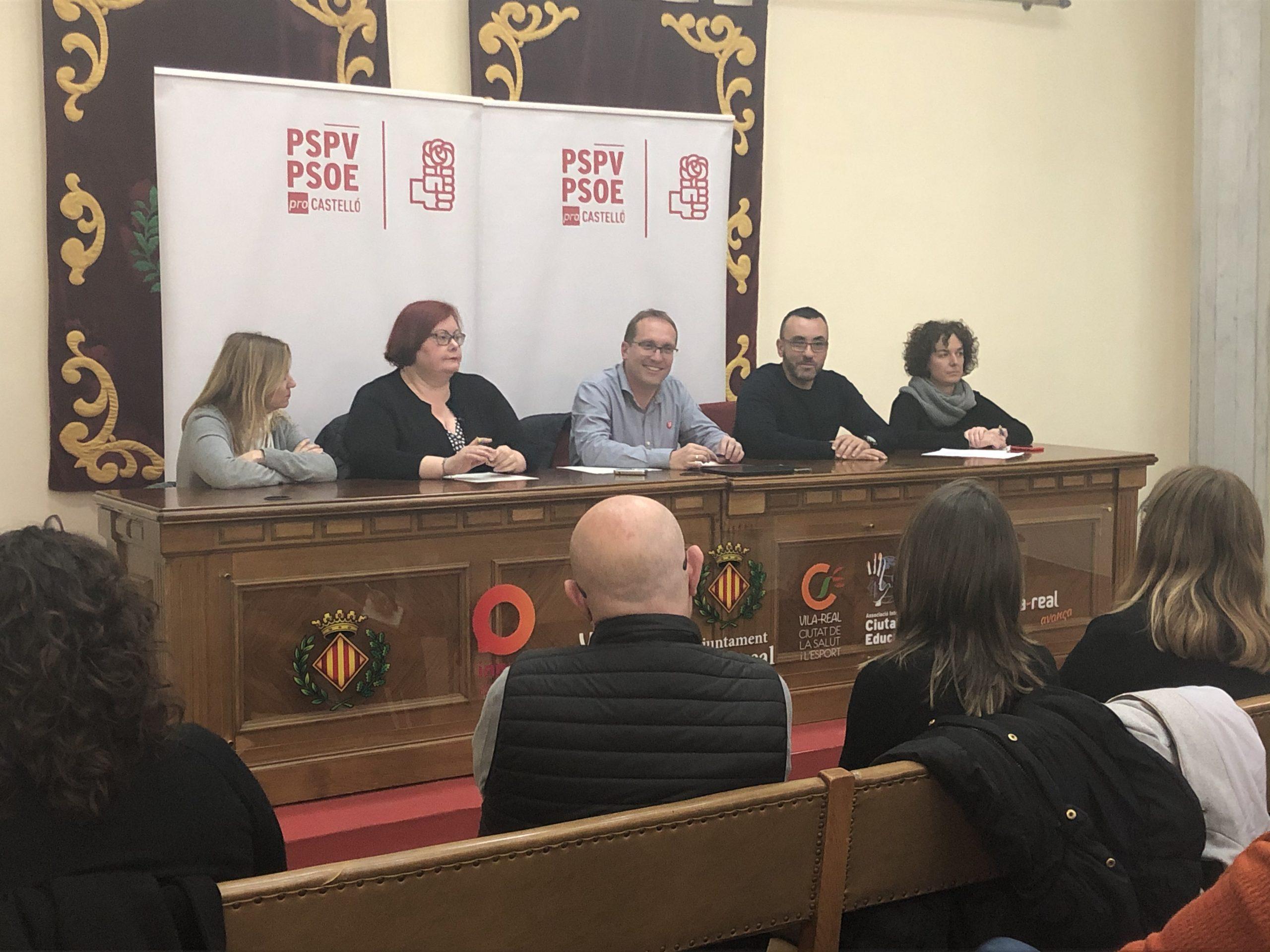 Blanch (PSPV-PSOE) felicita al alcalde de Vila-real por su nombramiento como  presidente de la delegación española en el Congreso de Poderes Locales del Consejo de Europa