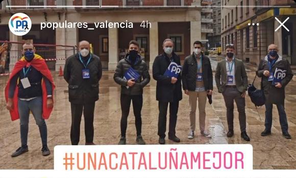 Compromís: «El Gobierno se desentiende en el caso del incumplimiento por el PP y VOX del cierre perimetral autonómico por las elecciones catalanas»