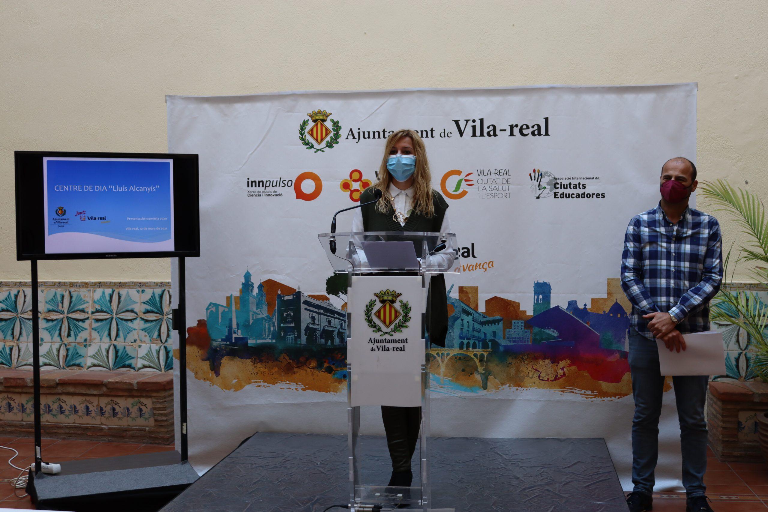 El centro de día Lluís Alcanyís atiende a más de un centenar de nuevos usuarios con problemas de adicciones en 2020 con protocolos adaptados a la situación de pandemia