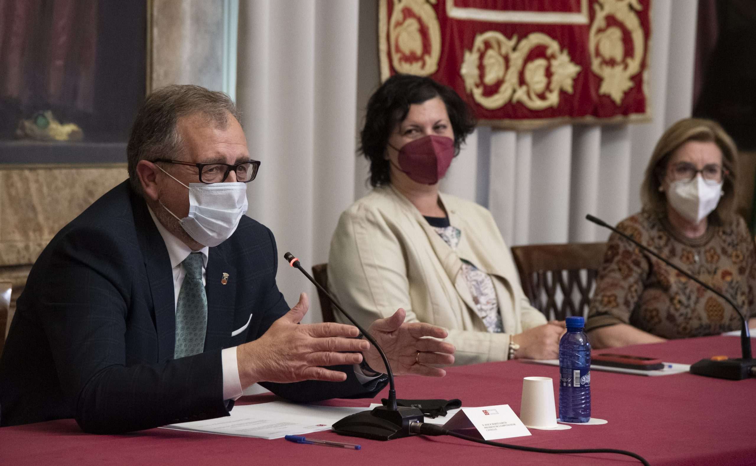 La Diputación aumenta su presupuesto a 184 millones de euros con la incorporación de 15,7 millones para impulsar la reactivación de la provincia de Castellón