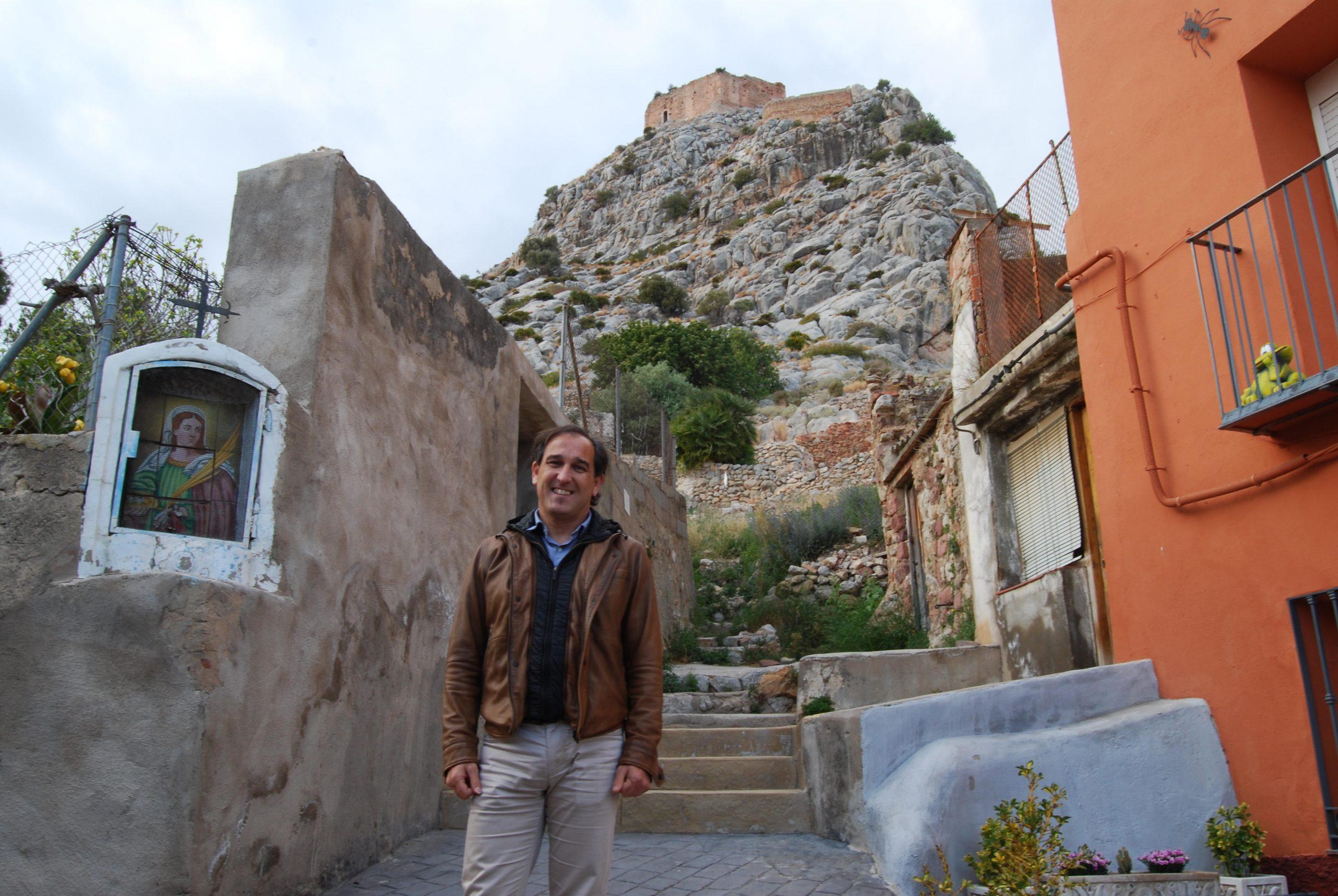Entrevista al portavoz del PSPV de Borriol, Toni Gálvez
