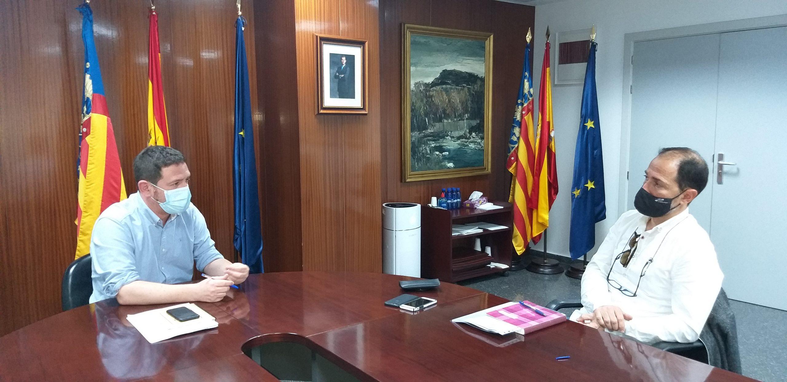 La Diputación y la Epsar avanzan en la depuración de las aguas en los pueblos pequeños de Castellón