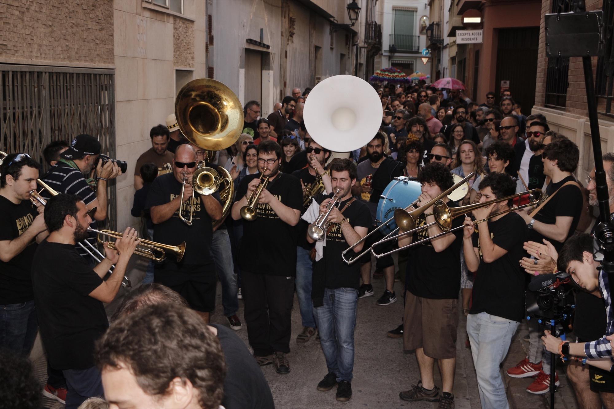 El festival Maig di Gras vuelve el 14 y 15 de mayo al Teatro Payà de Borriana