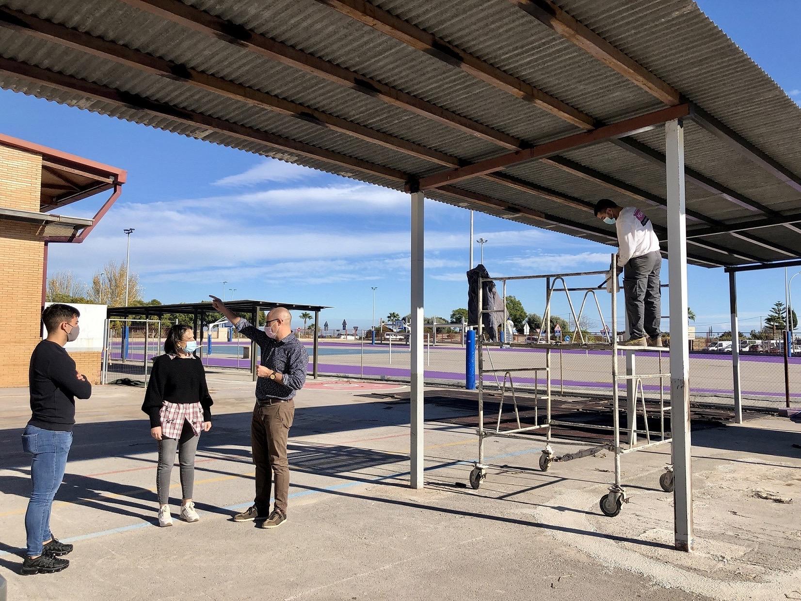 Almassora solicita al IVACE más de 130.000 euros para instalar placas solares en la piscina municipal