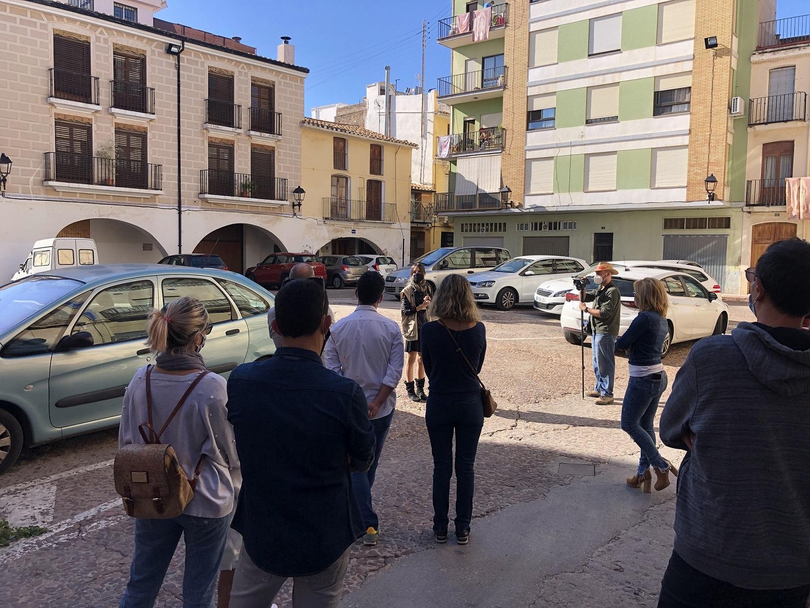 Cultura autoriza la reforma de la plaza Mayor de Almassora