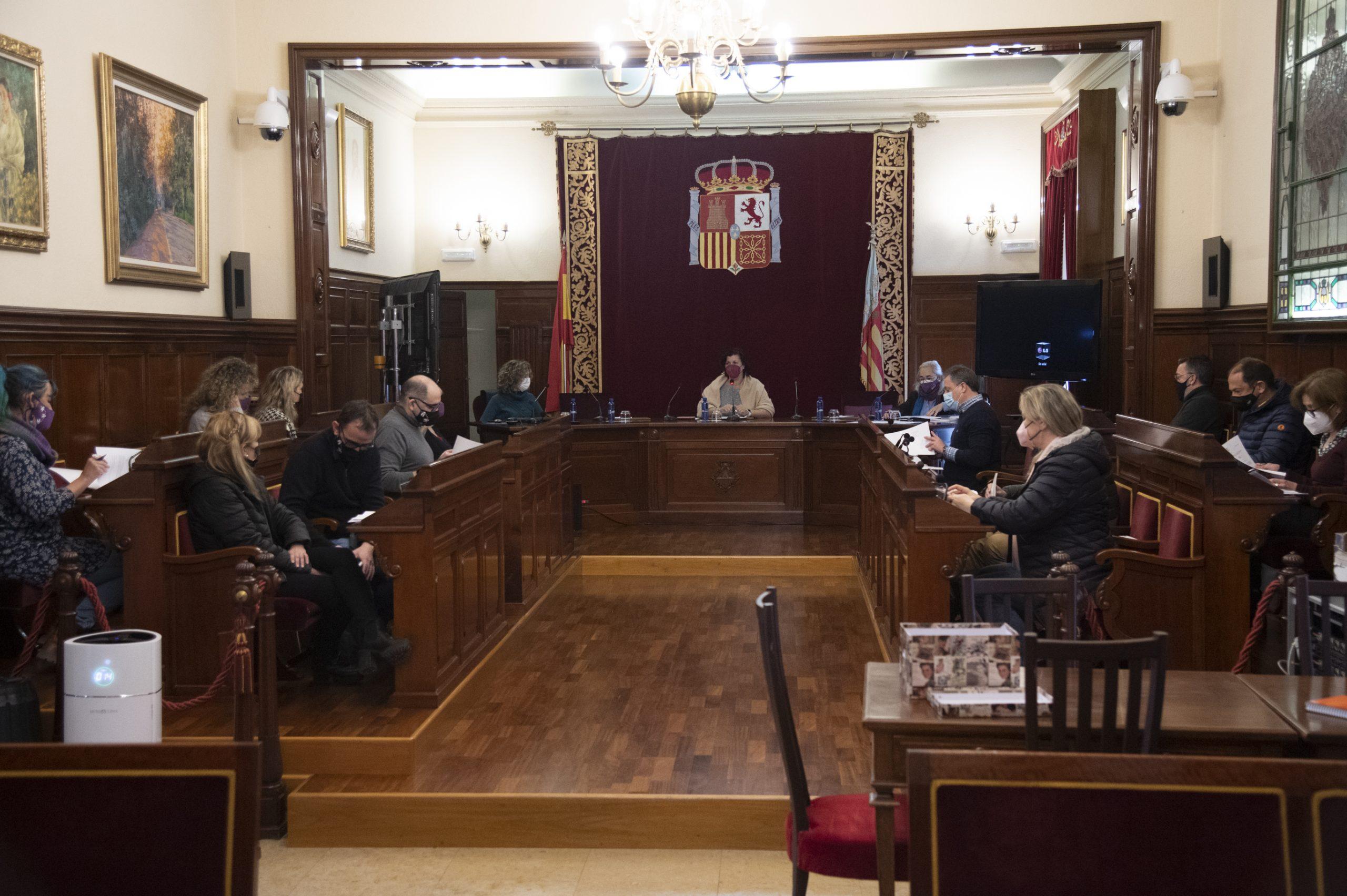 La Diputación de Castellón constituye la comisión de seguimiento de su primer Plan de Igualdad