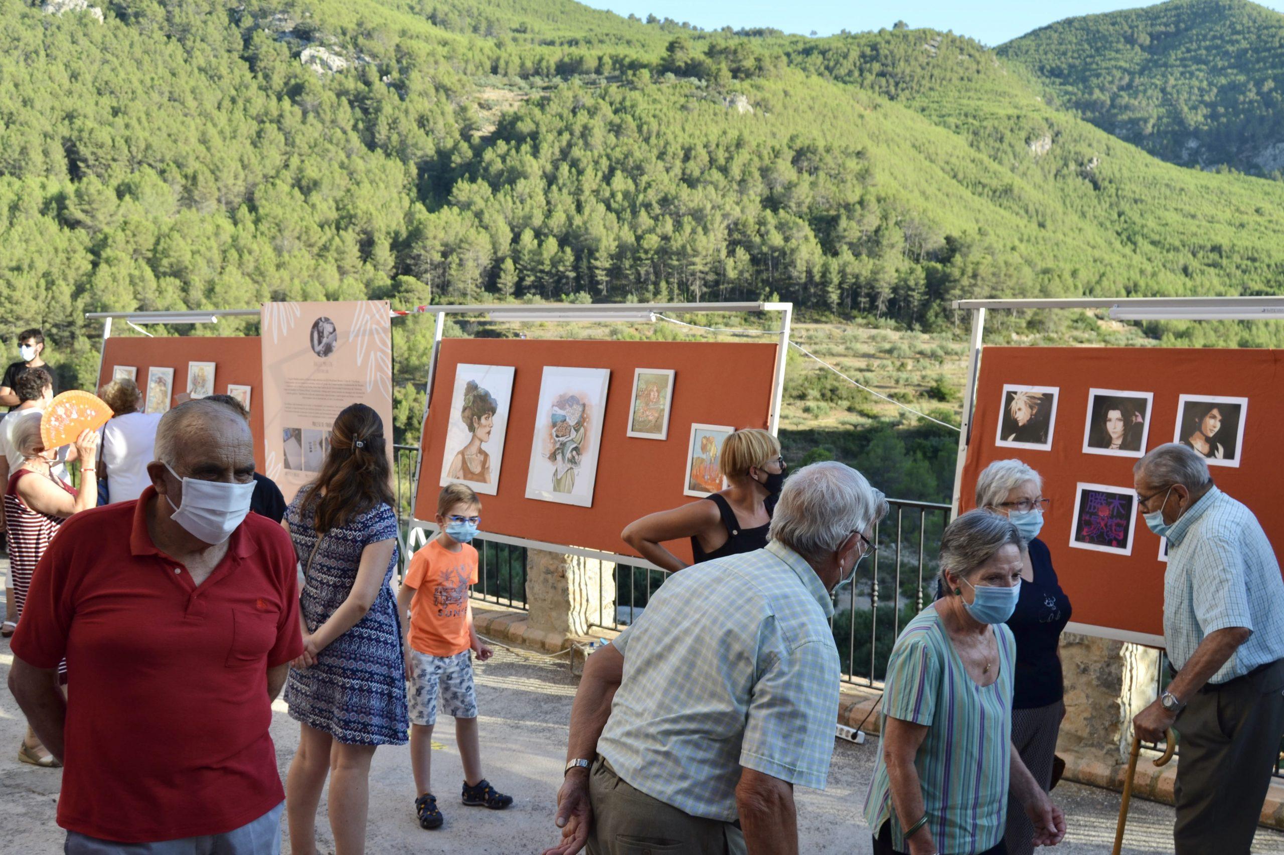 Ludiente apuesta por el arte y la cultura popular para combatir la despoblación rural
