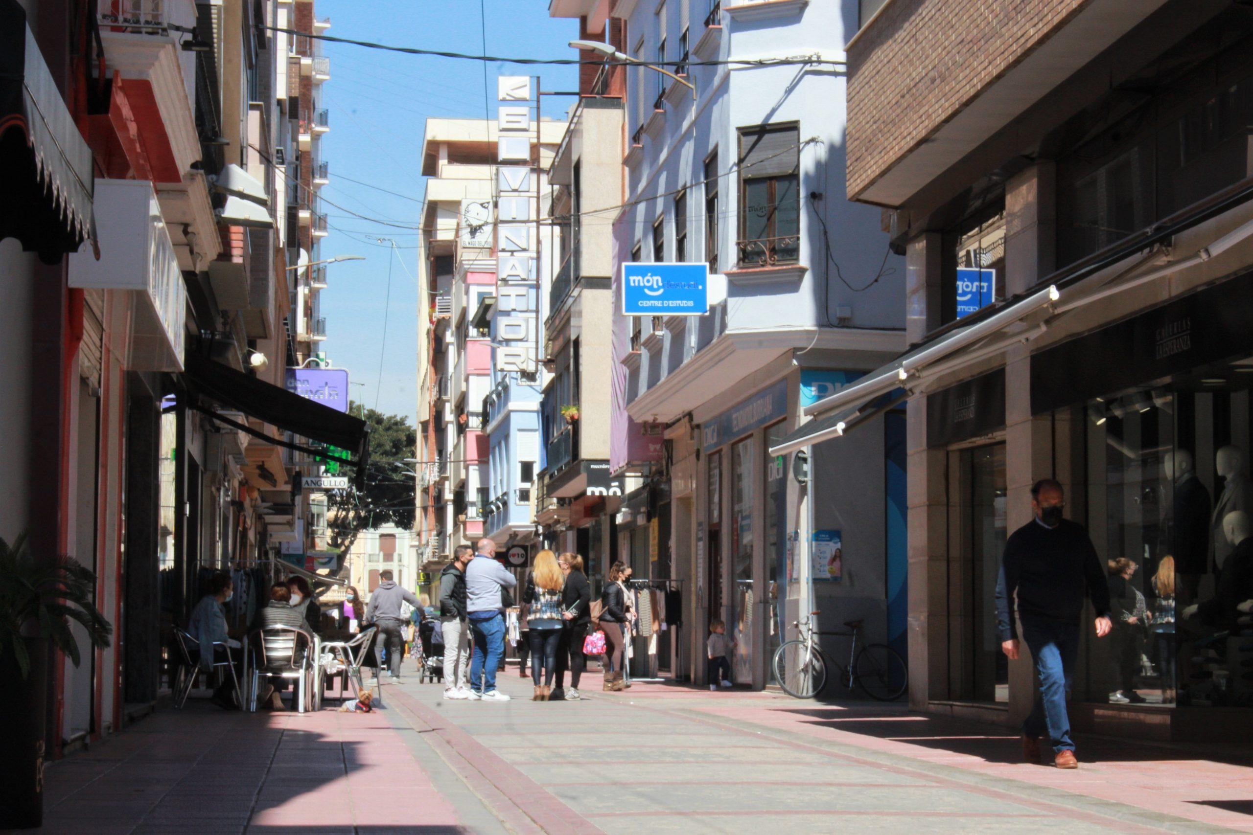 El Ayuntamiento de Burriana ampliará la exención del pago de tasas a las terrazas de bares y restaurantes hasta final de año
