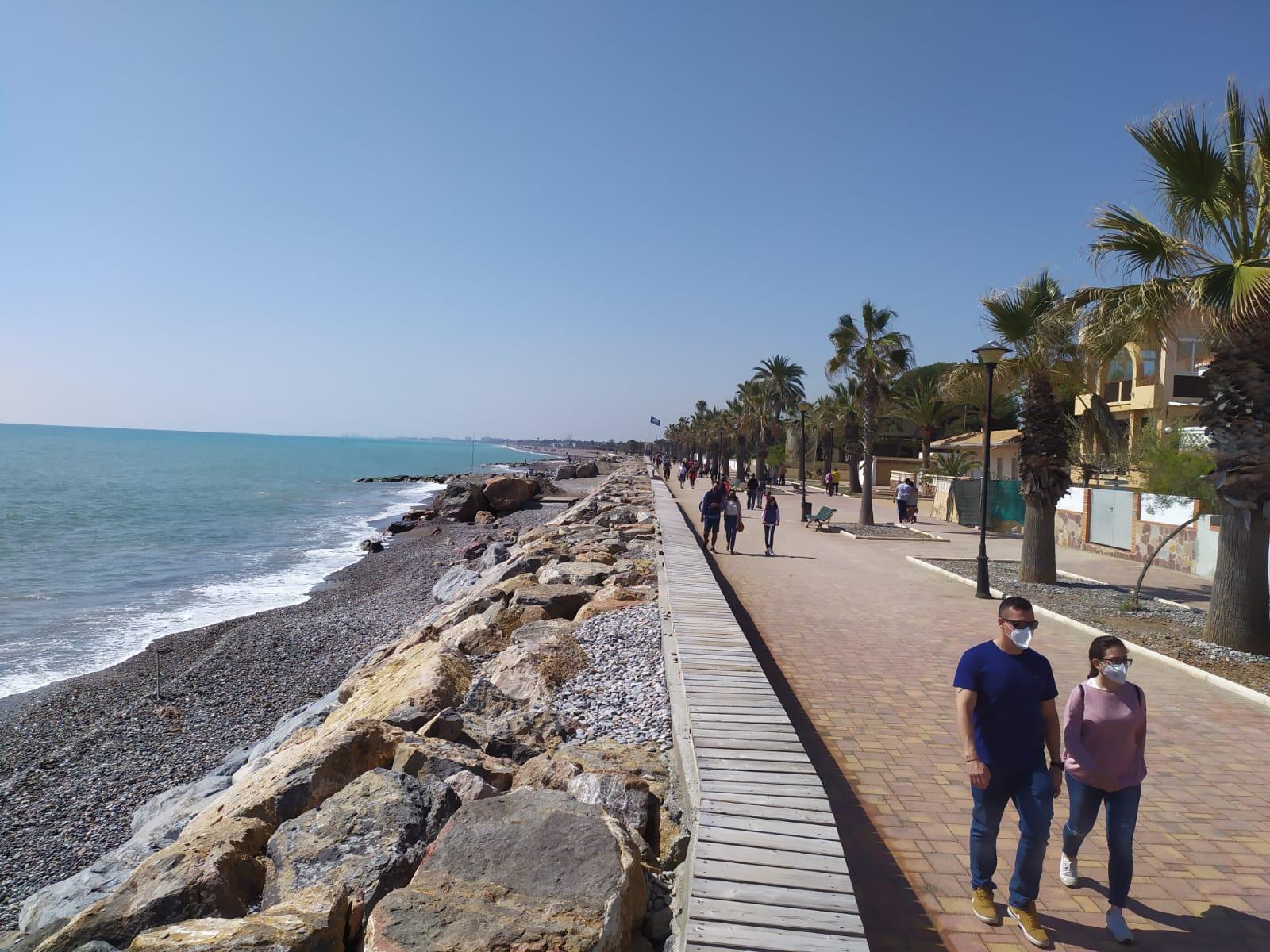 Récord de visitas a las oficinas de Turismo de Almenara en Semana Santa