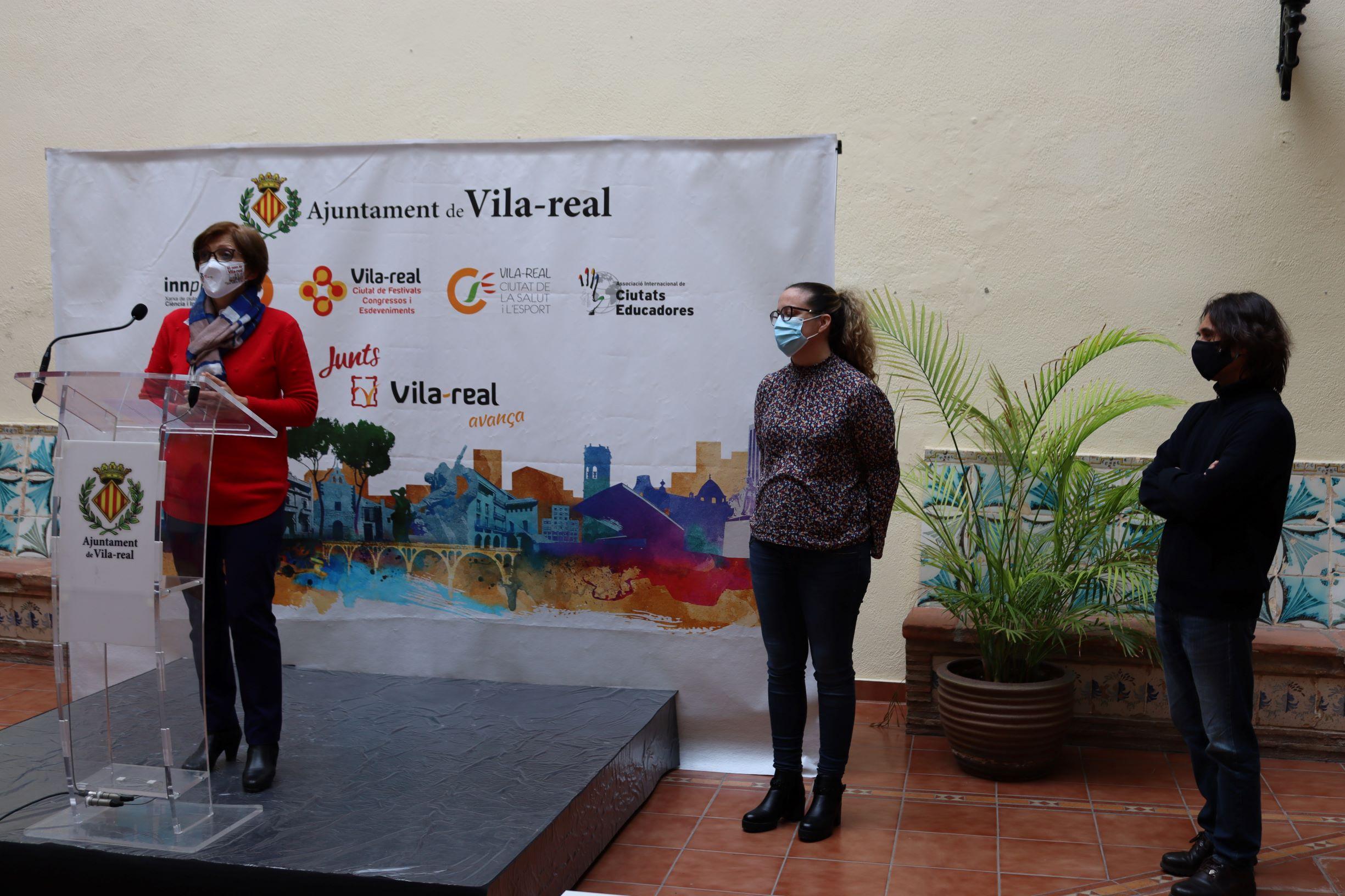 Vila-real extiende su apoyo cultural al audiovisual valenciano y las salas de cine locales con el estreno de 'Un cercle en l'aigua'