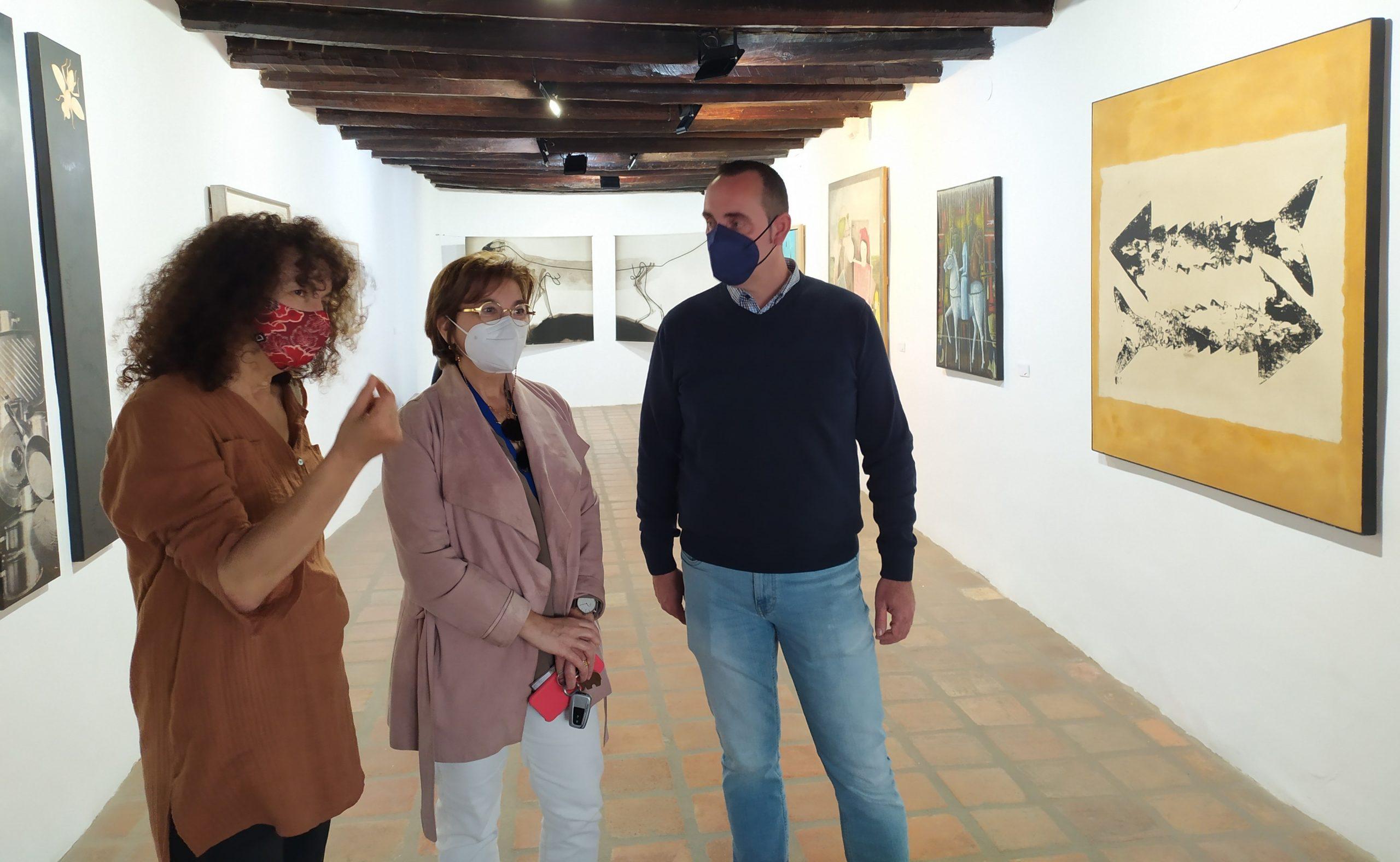 El aeropuerto de Castellón y el Macvac organizan la quinta exposición del proyecto 'Sala 30'