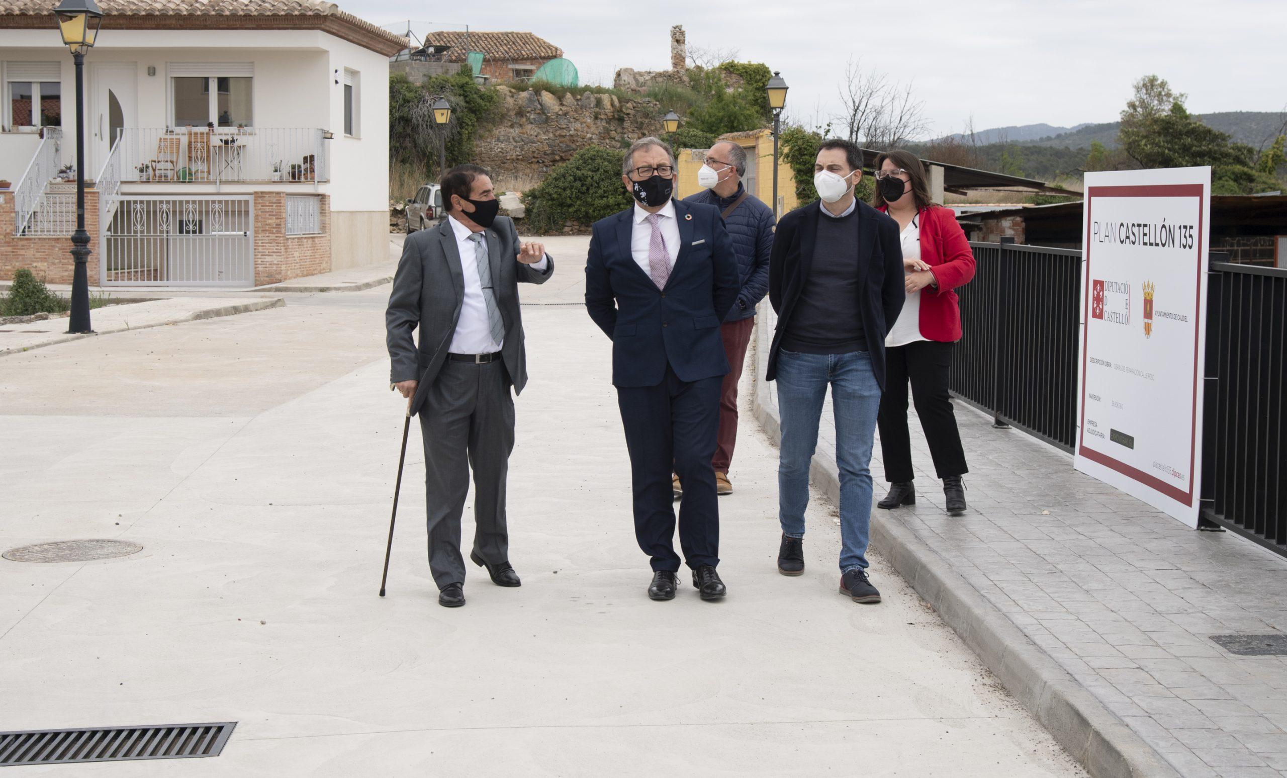 La Diputación de Castellón transferirá este año a los ayuntamientos de menos de 20.000 habitantes 24 millones de euros más que en 2019
