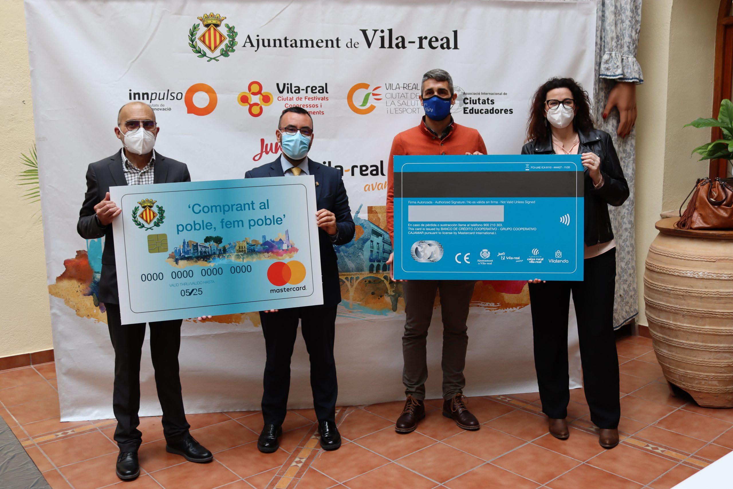 Entrevista al secretario de Fundació Caixa Rural de Vila-real, Josep Ramos