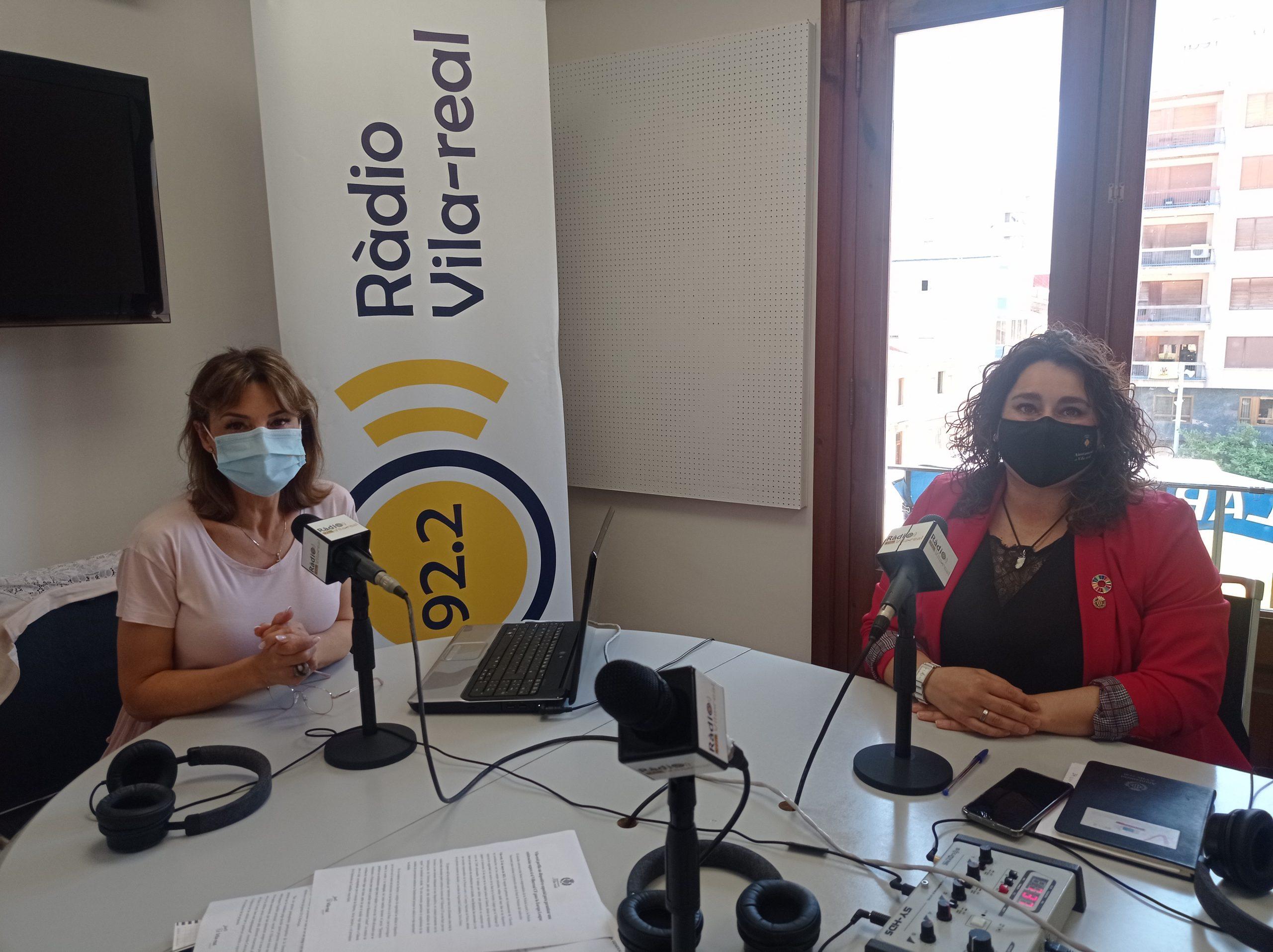 Entrevista a la concejala de Proximidad de Vila-rea, Miriam Caravaca