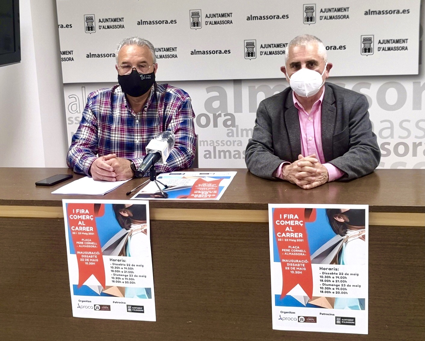 Almassora contará con 23 negocios en la I Feria del comercio de Santa Quitèria