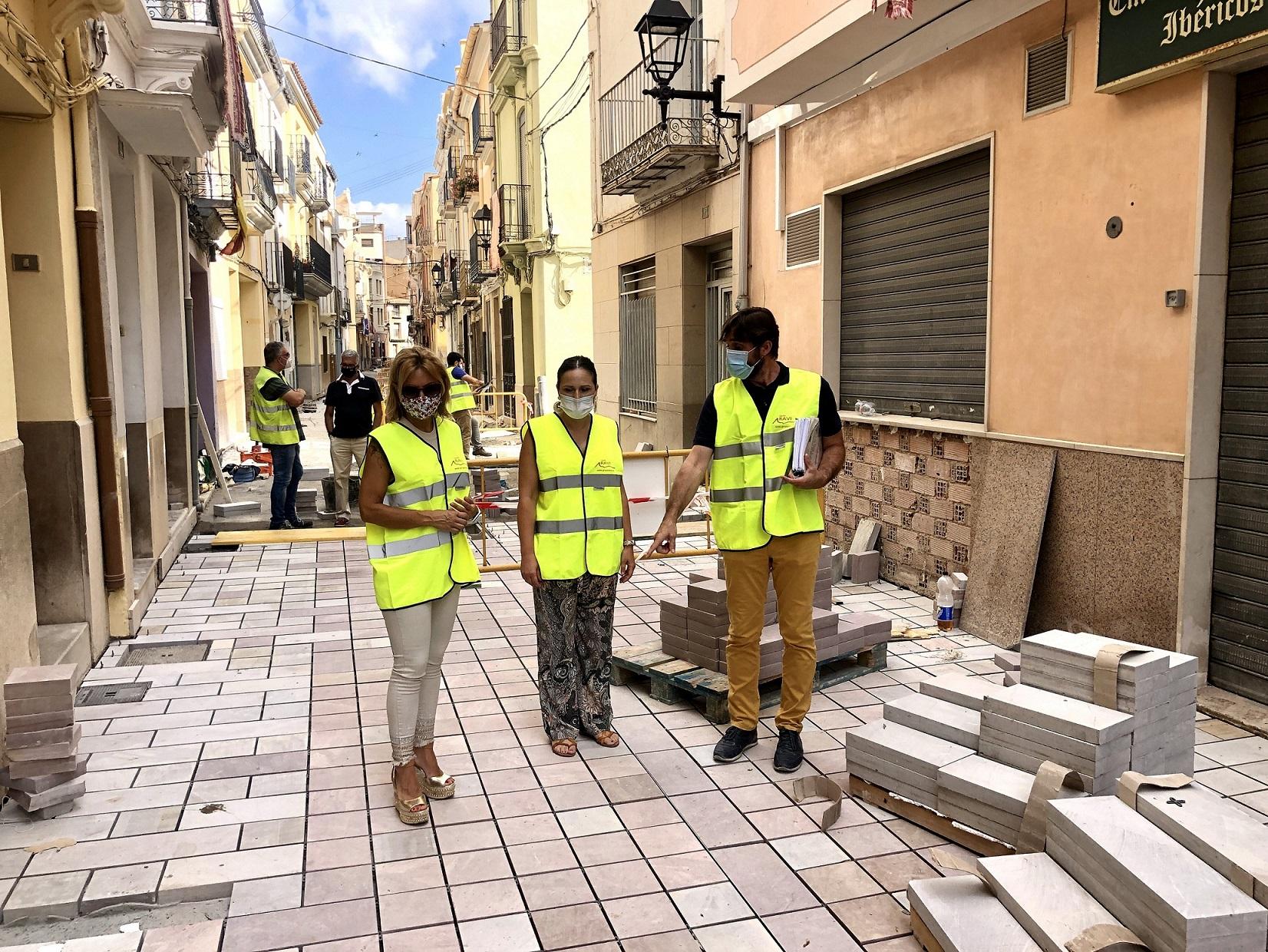 Almassora licita las obras de la Vila por 450.000 euros con seis meses de ejecución