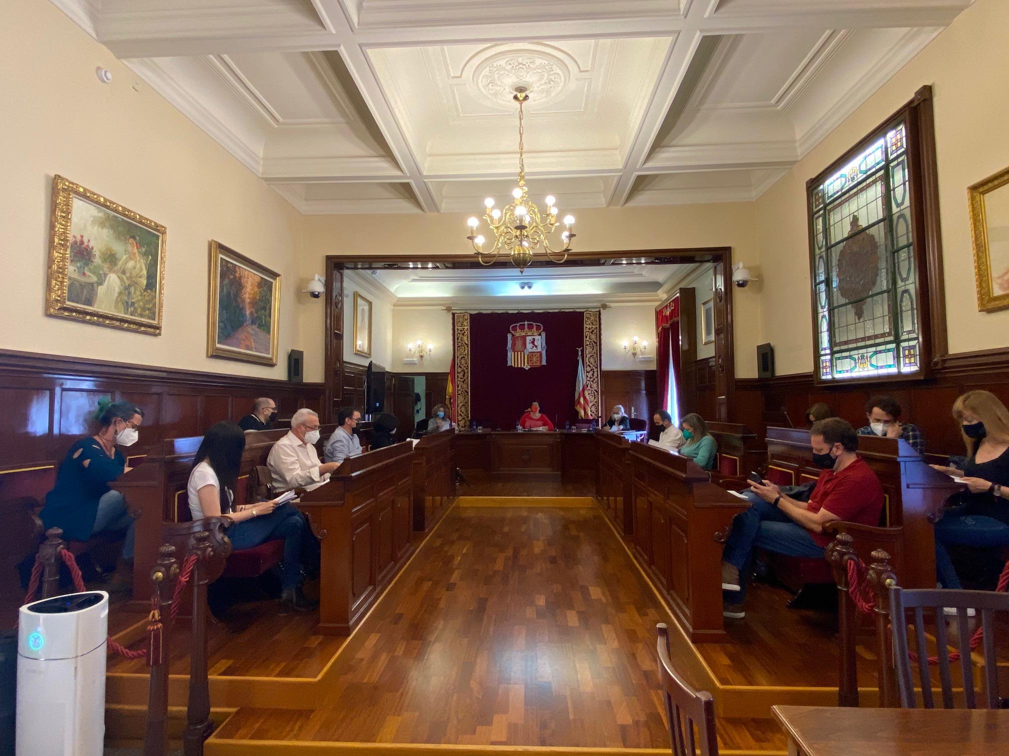 La Diputación de Castellón aprueba el reglamento de funcionamiento de la comisión que velará por la implantación del primer Plan de Igualdad