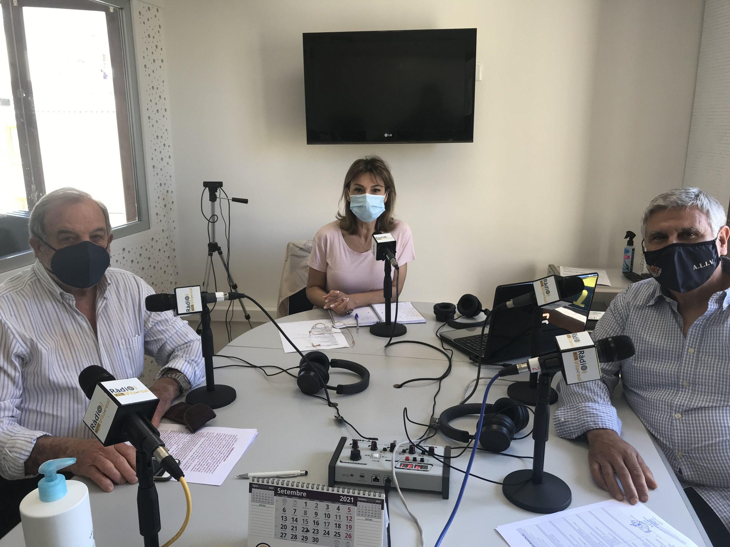 Hablamos de Agricultura con Víctor Viciedo y Pepe Montagut